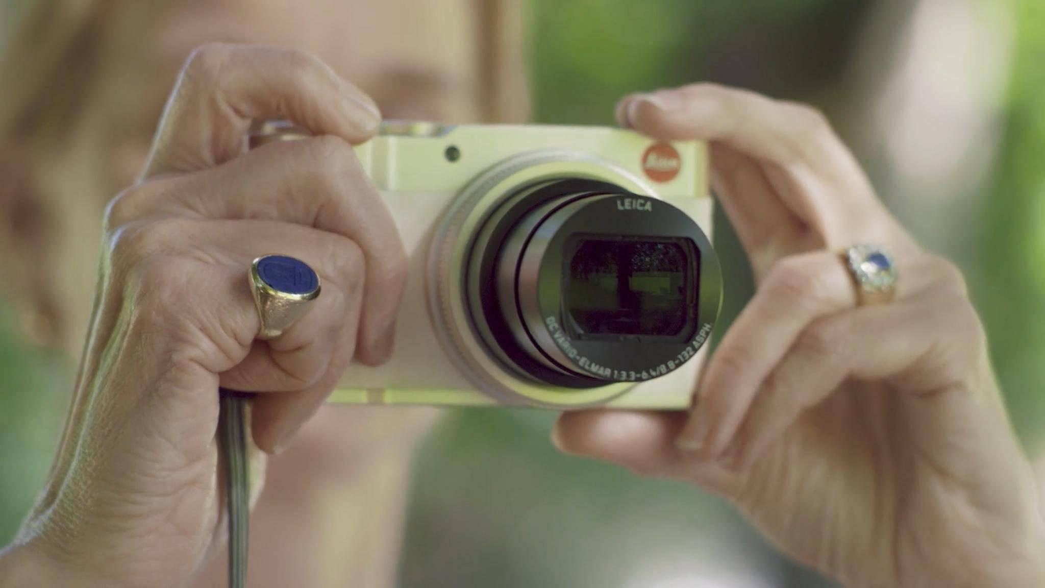 Die Kompaktkamera Leica C-Lux bietet einen 15-fachen Zoom.