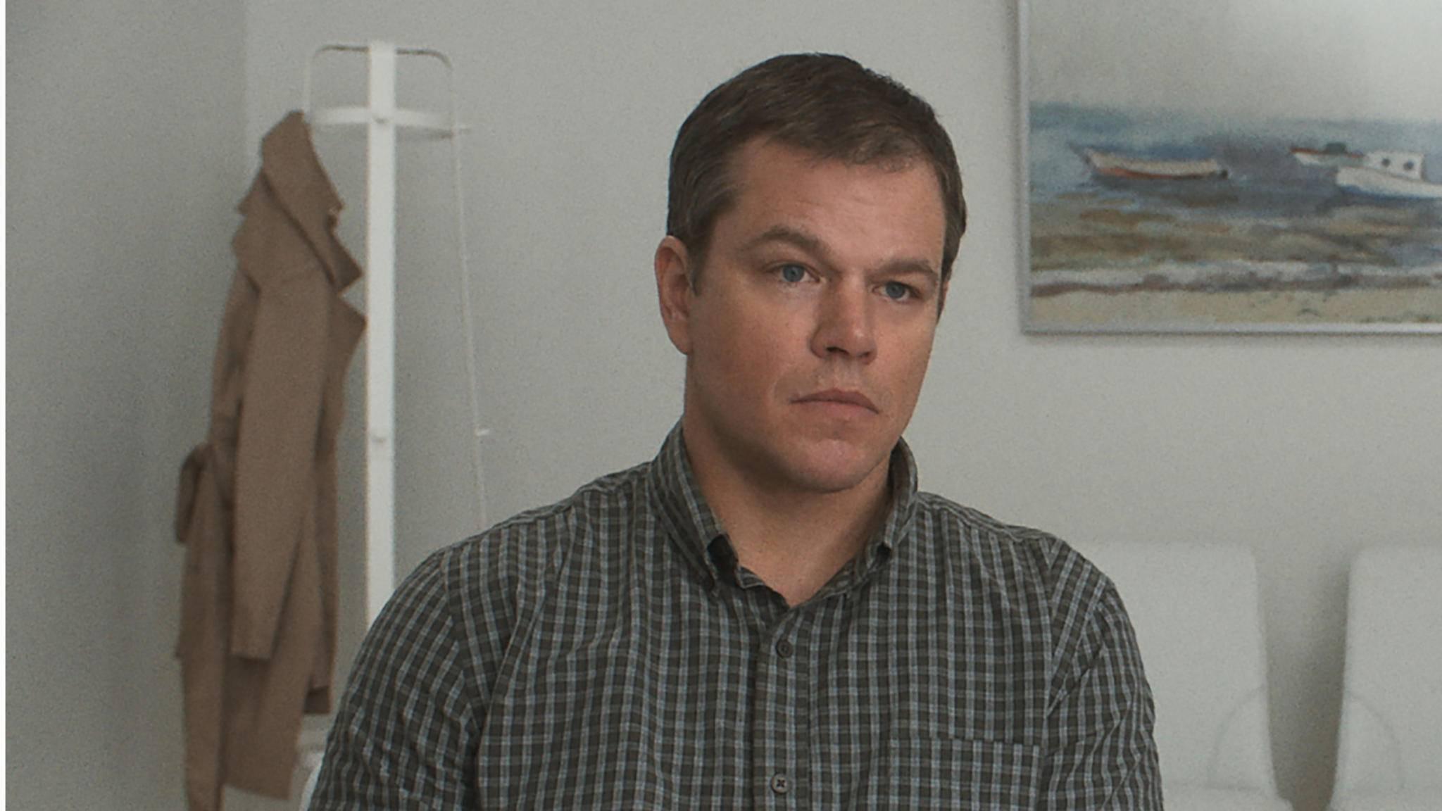 """Matt Damon darf sich nicht unter den """"Ocean's 8""""-Cast mischen."""