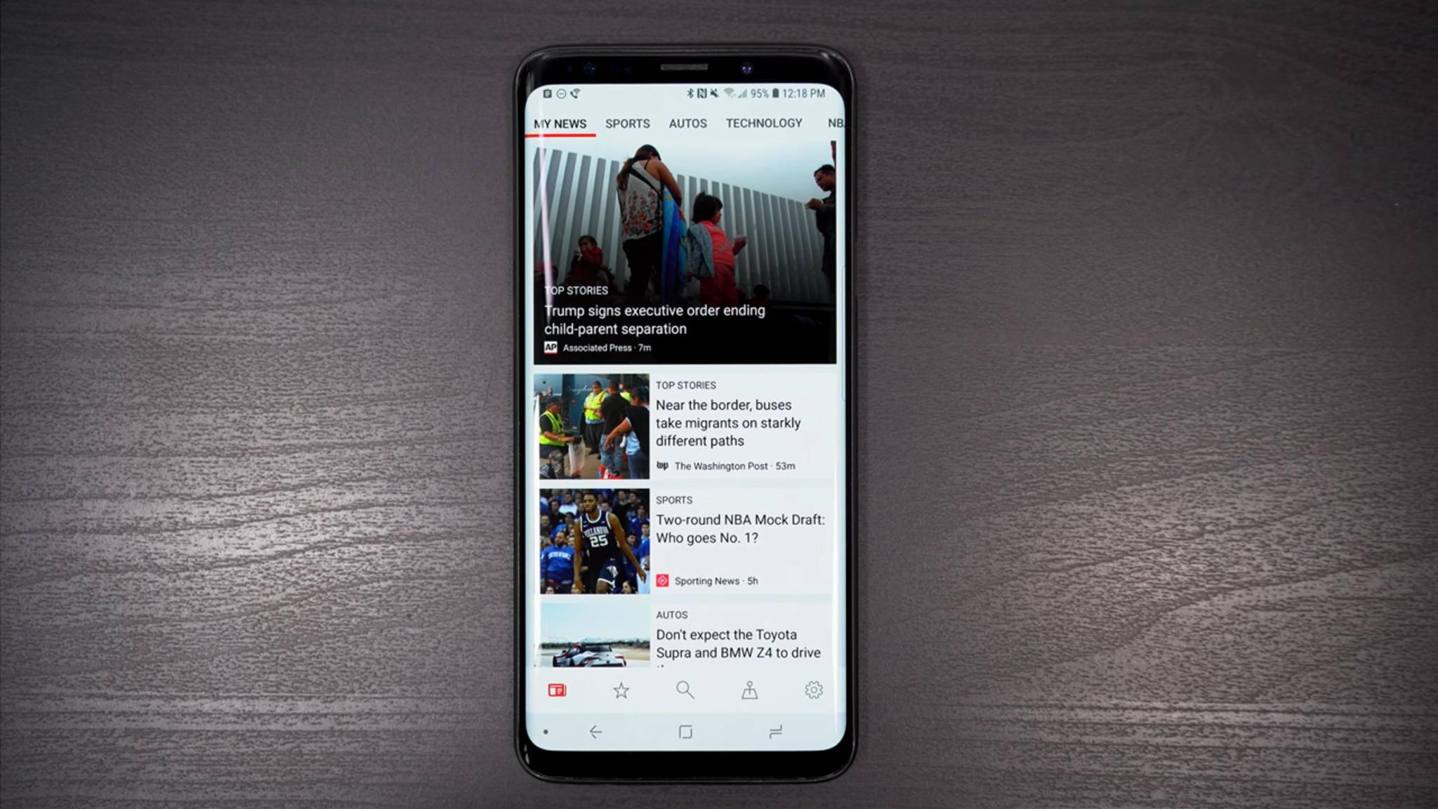 Microsoft hat eine neue News-App für iOS & Android veröffentlicht.