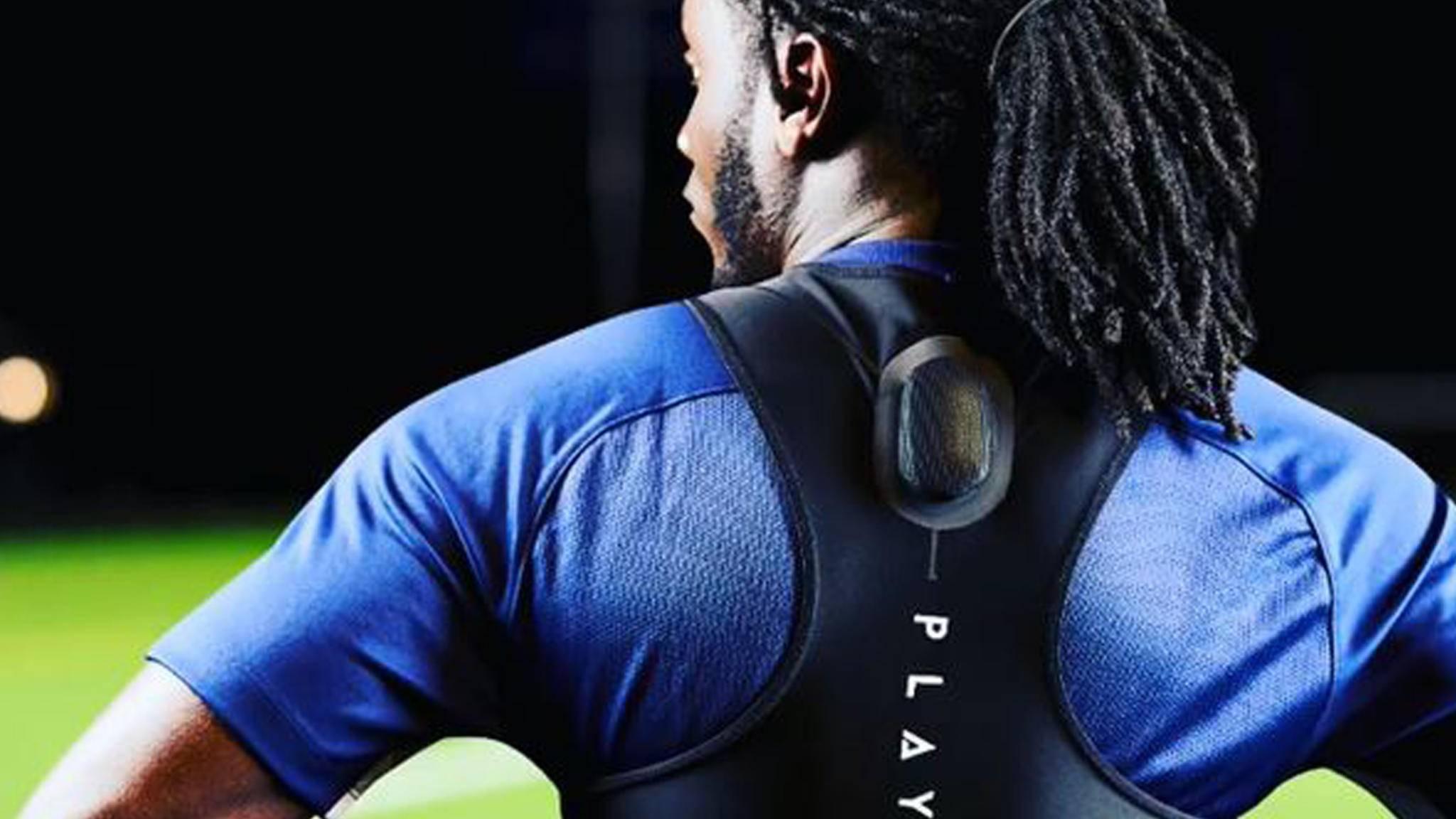 Der Playr Smartcoach ist einer der Tracker, die zur WM 2018 offiziell zugelassen wurden.