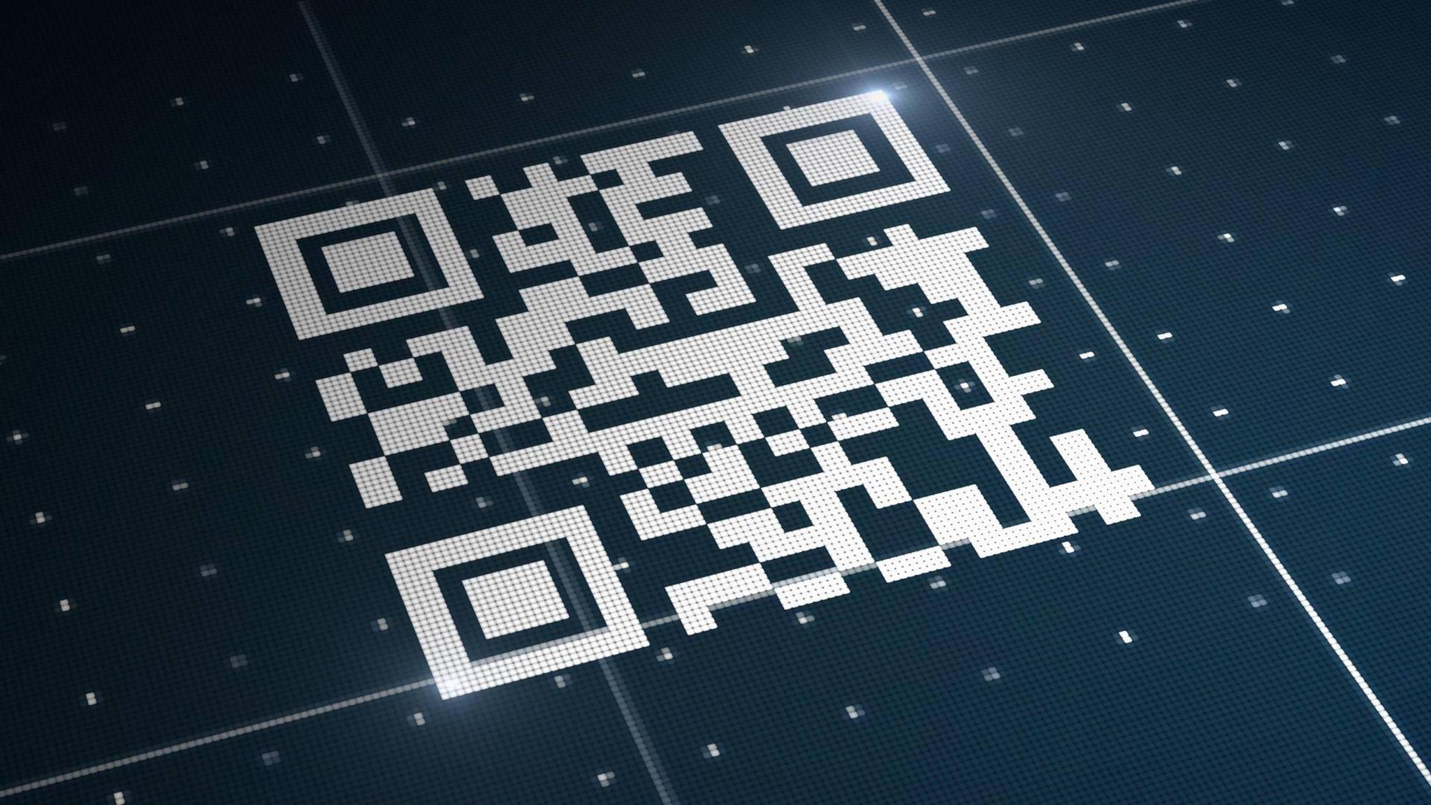 Mit Deinem Smartphone kannst Du selbst QR-Codes erstellen.