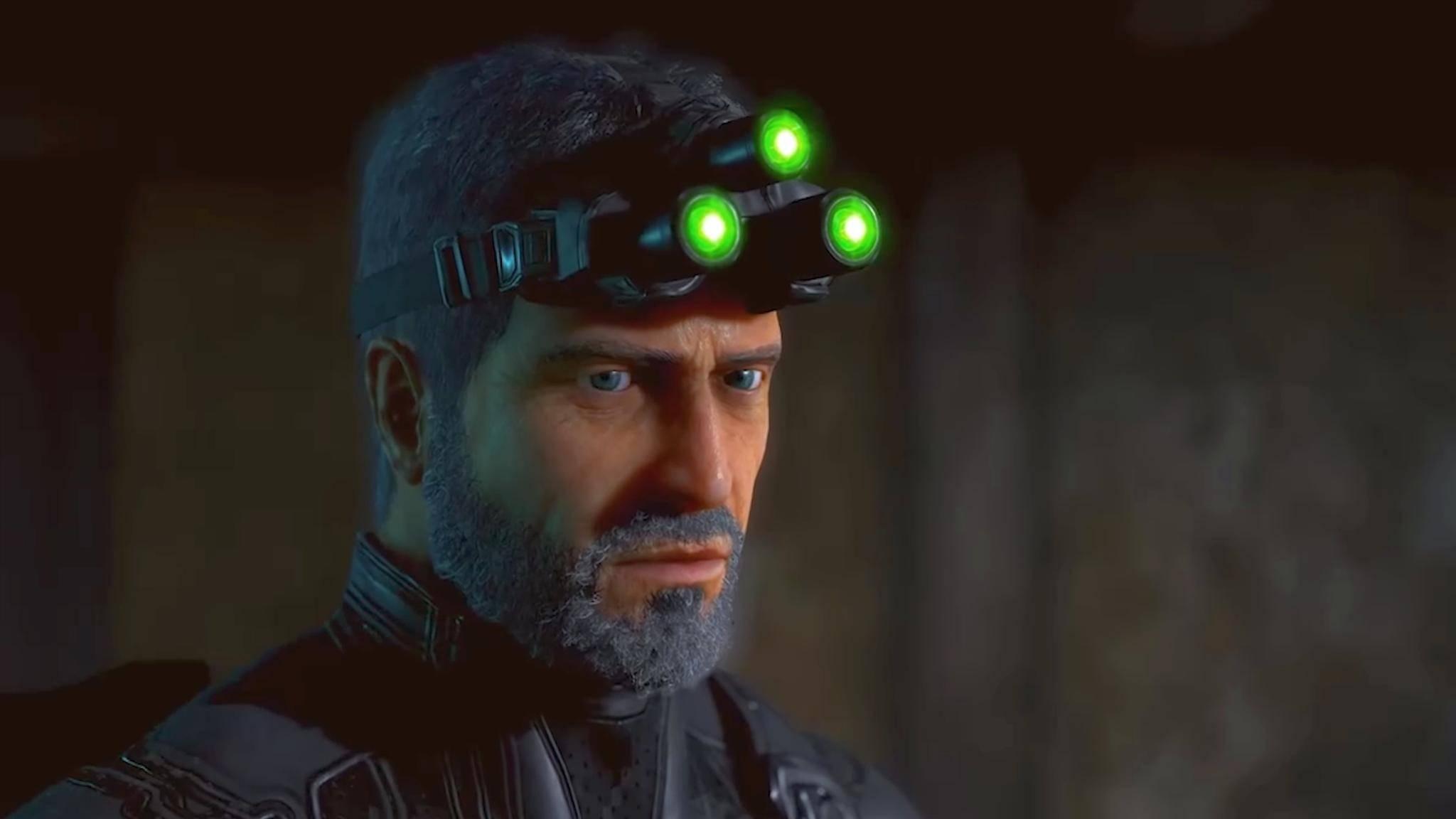 """Sam Fisher hatte kürzlich einen Gastauftritt in einem """"Ghost Recon: Wildlands""""-DLC."""