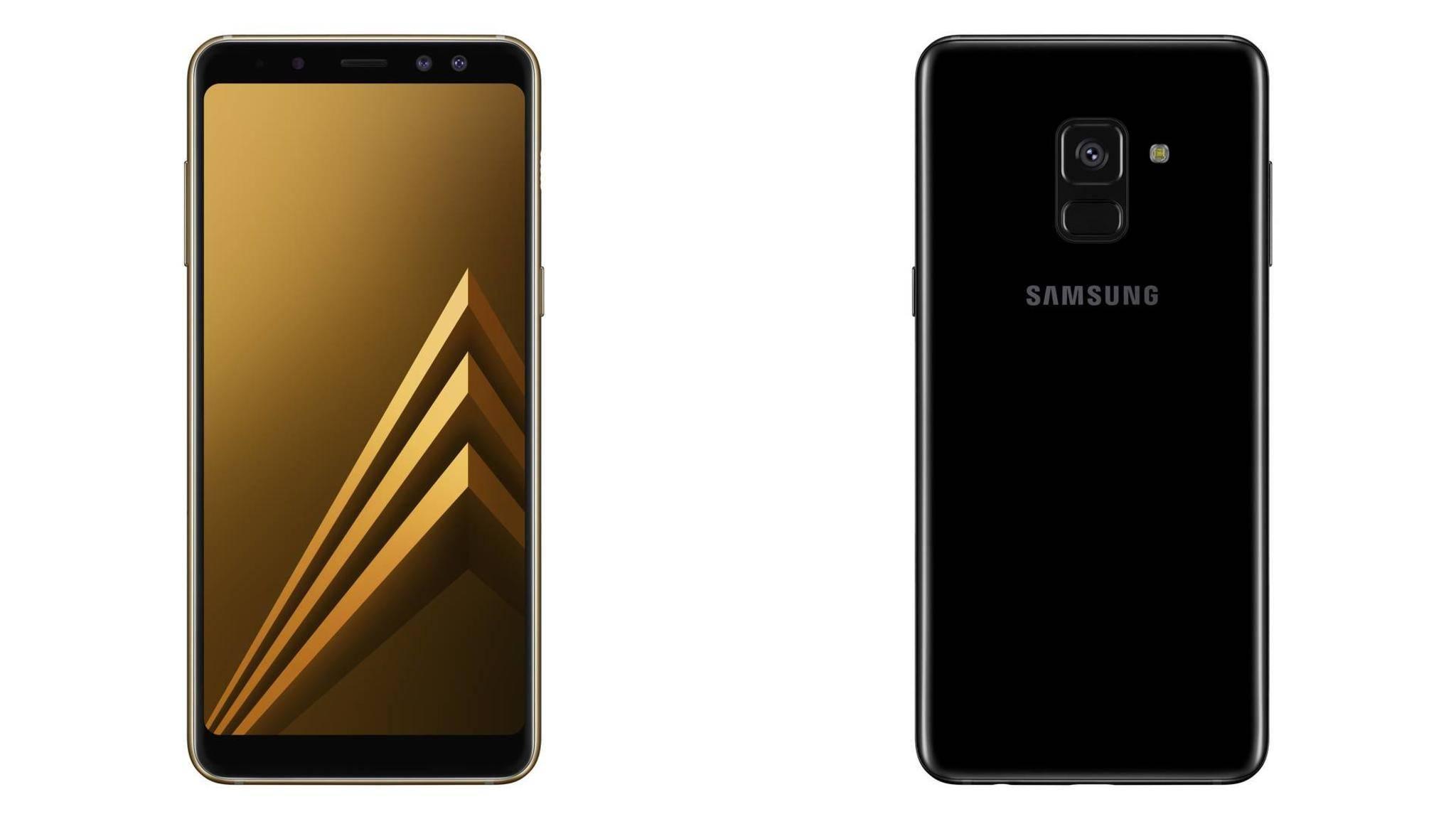 Das Samsung Galaxy A8 kommt endlich nach Deutschland.