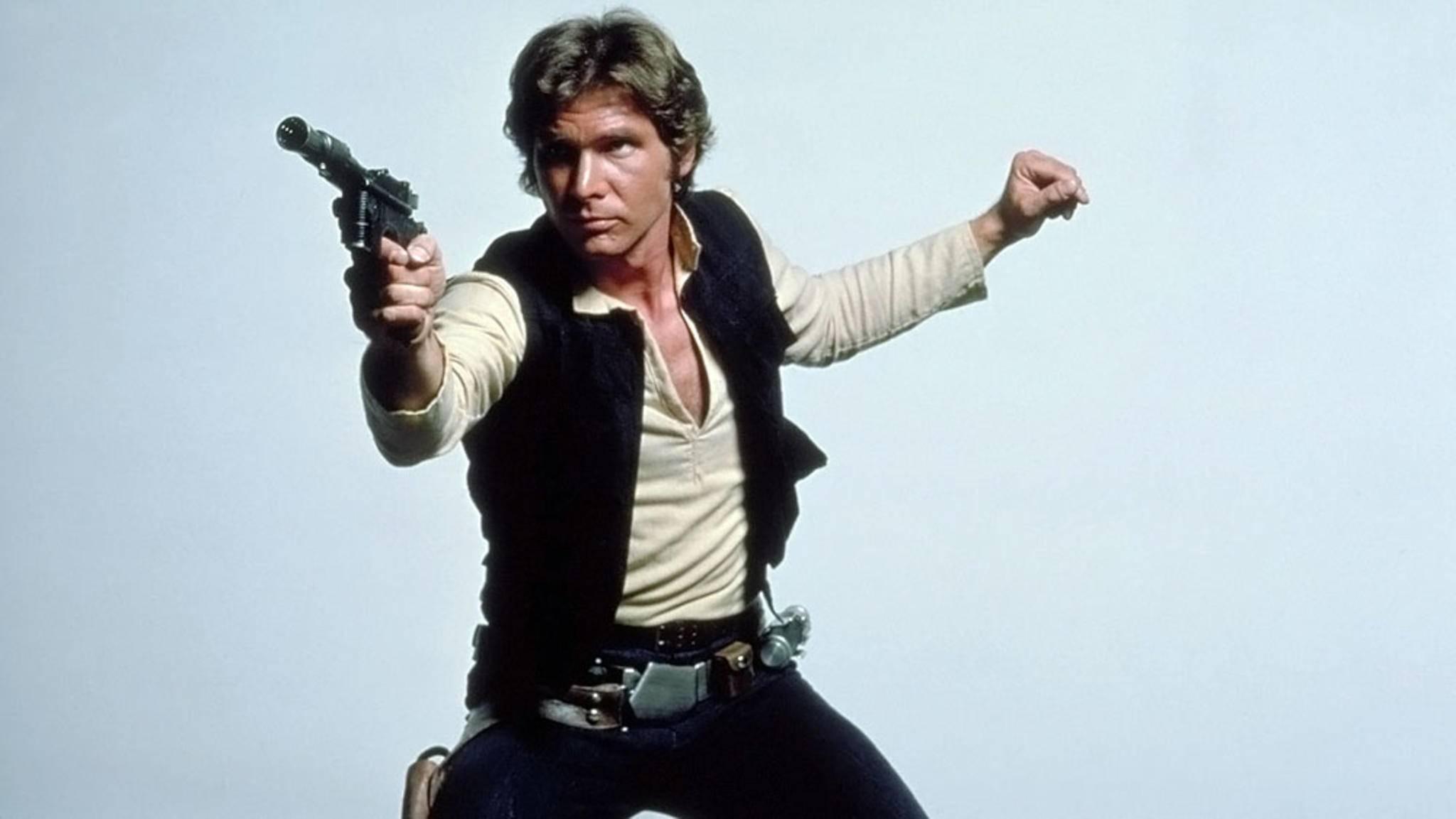 Han Solos Blaster hat den Besitzer gewechselt.