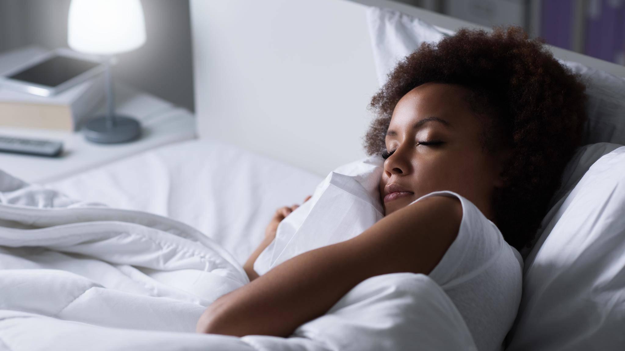 Künftig kann mithilfe der Connect-App von Garmin der Schlaf noch besser überwacht werden.