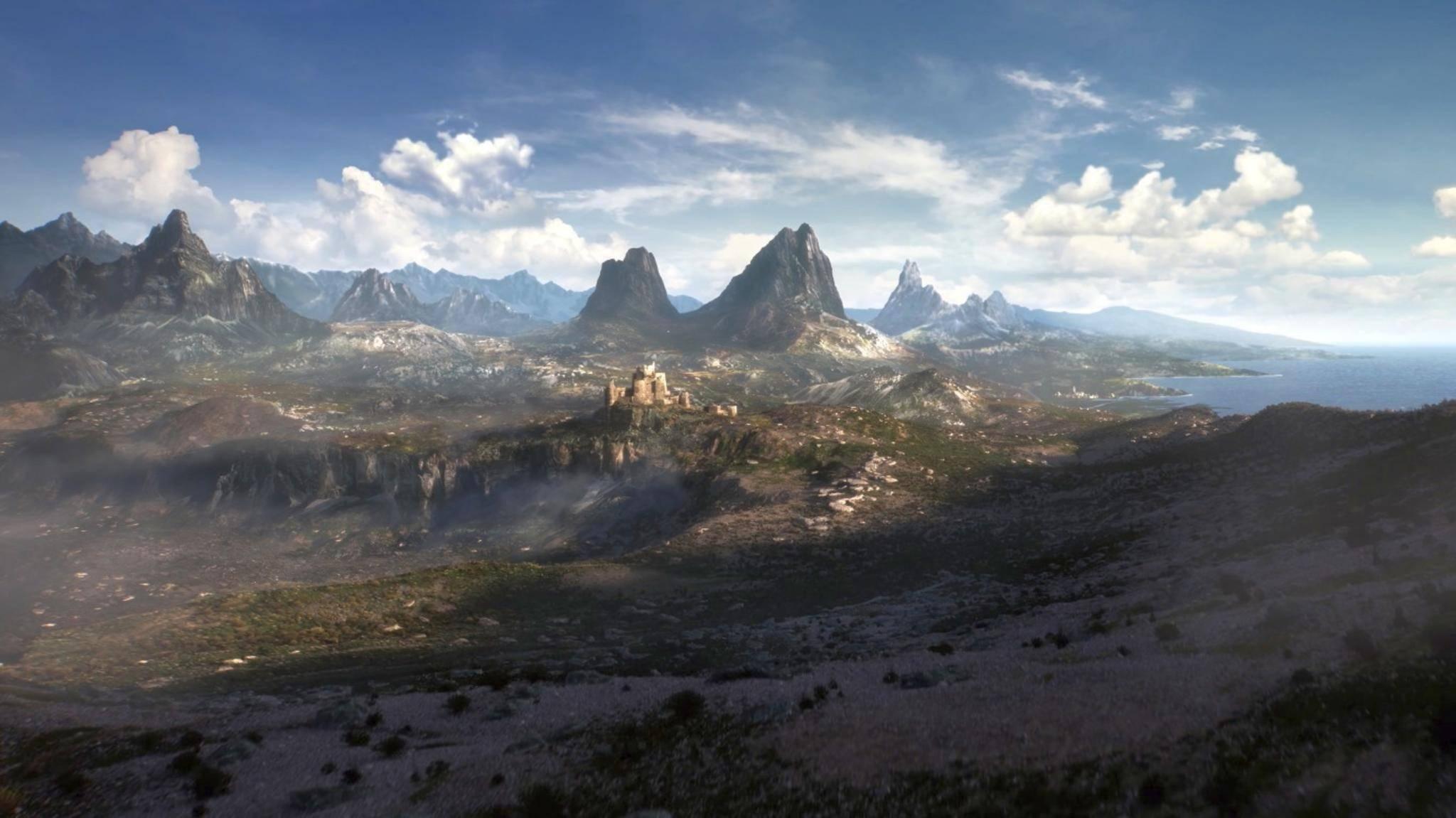 """""""The Elder Scrolls 6"""" wird noch eine Weile auf sich warten lassen."""