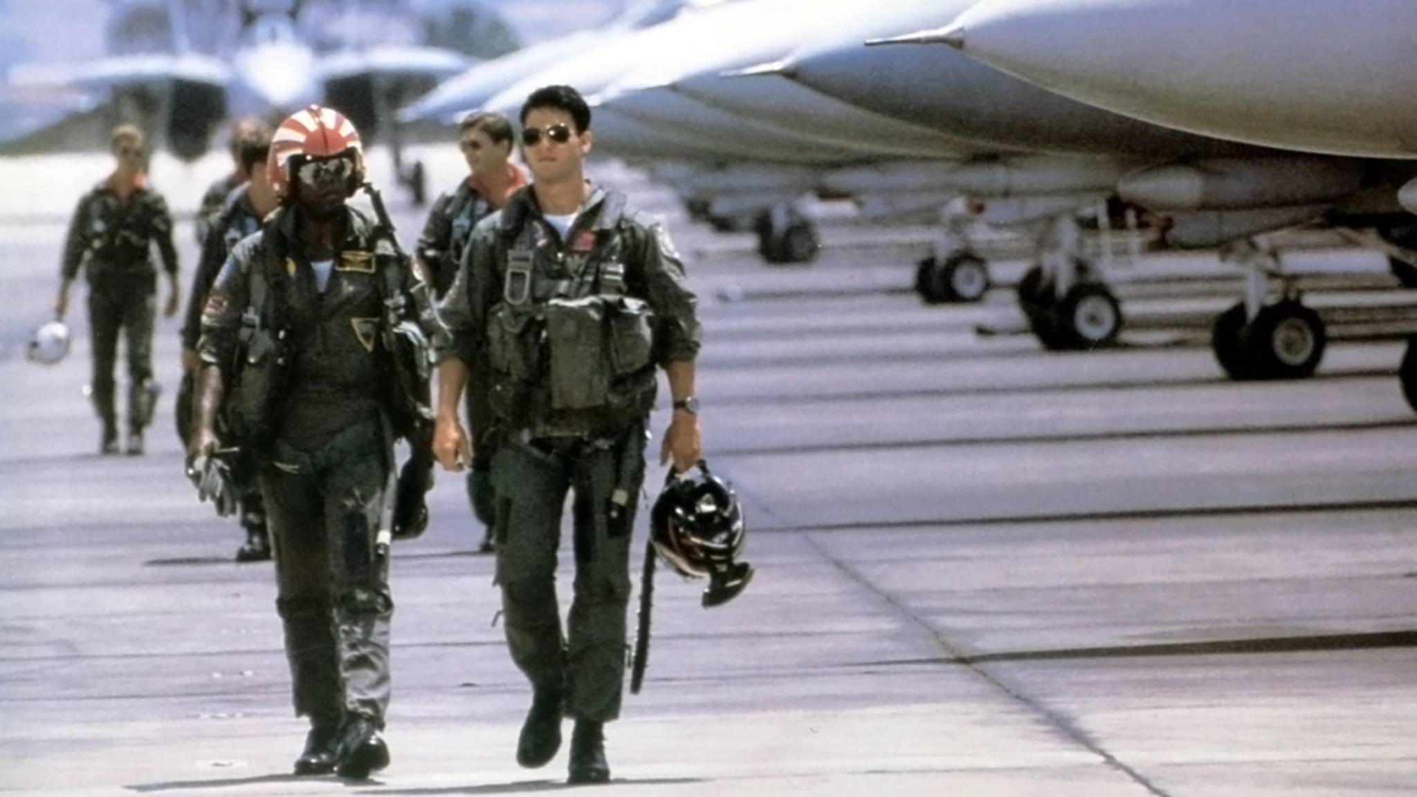 """Bereit zum Abflug: Die Kameras zu """"Top Gun 2"""" rollen!"""