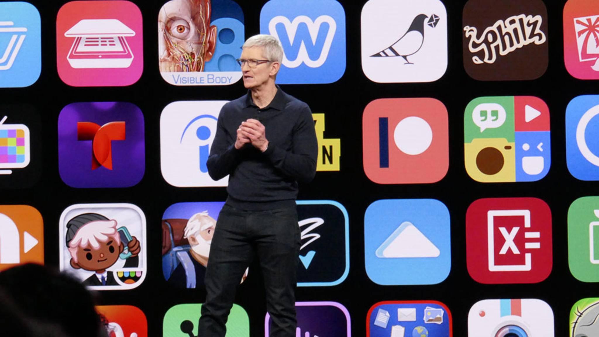 Die Präsentation von iOS 12 löste keine Begeisterungsstürme aus – warum das auch besser so ist.