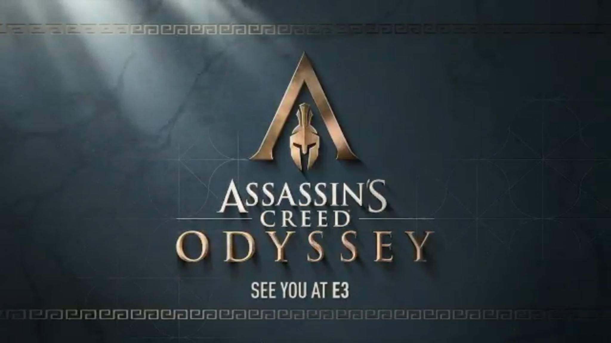 """""""Assassin's Creed Odyssey"""" wird im Antiken Griechenland spielen."""