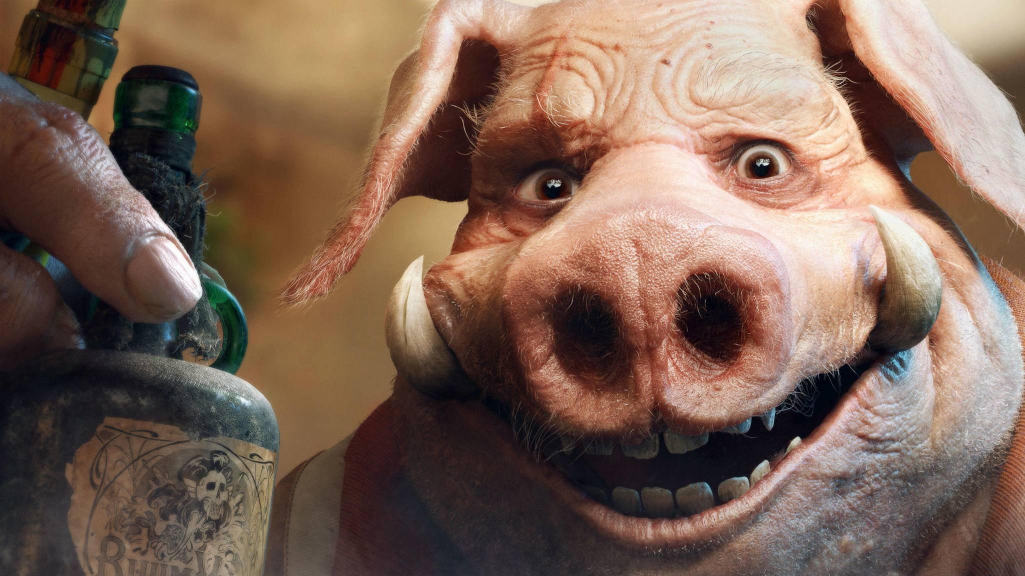 """""""Beyond Good & Evil 2"""" sieht toll aus – aber was macht man da eigentlich?"""
