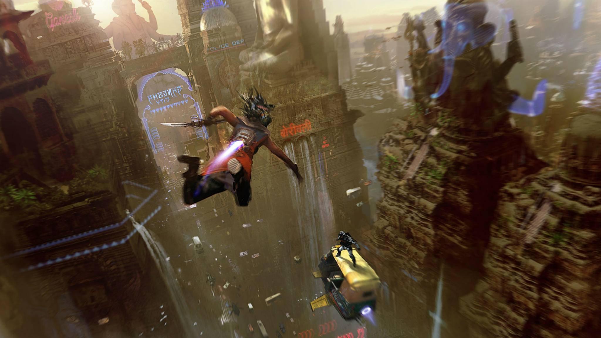 """Kann """"Beyond Good & Evil 2"""" seine großen Versprechungen einhalten? Wir werden sehen ..."""