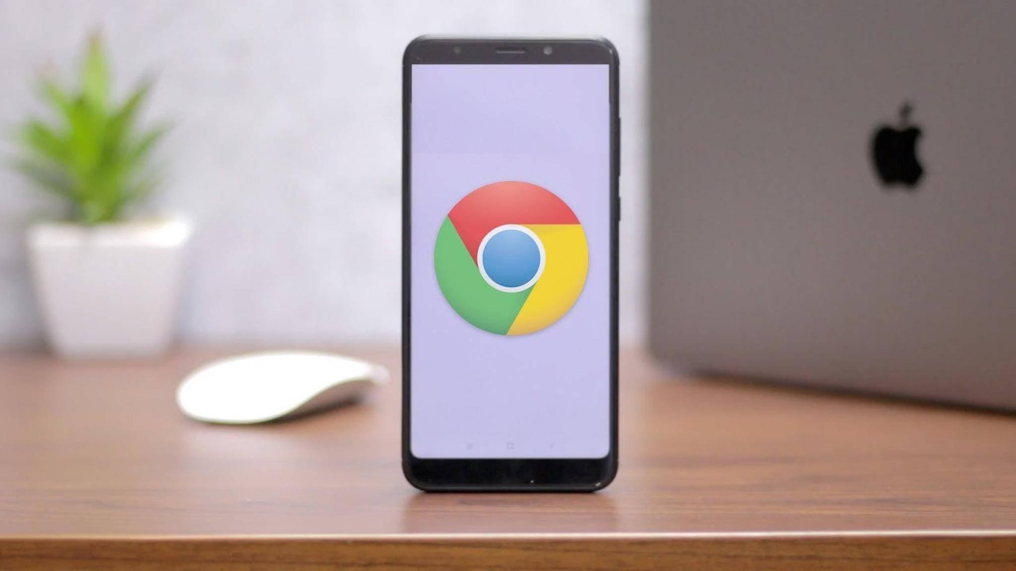 Chrome auf Android-Smartphones bietet viele nützliche Features.
