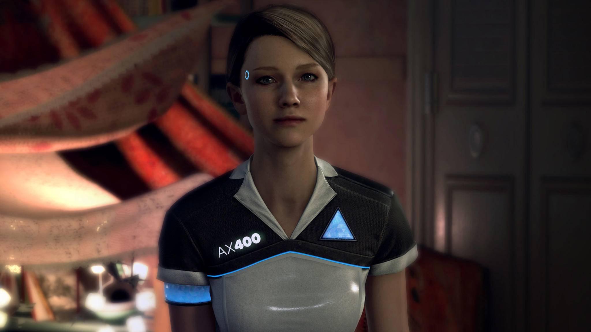 """Die Geschichte von Androidin Kara in """"Detroit: Become Human"""" konnten nur PS4-Spieler erleben."""