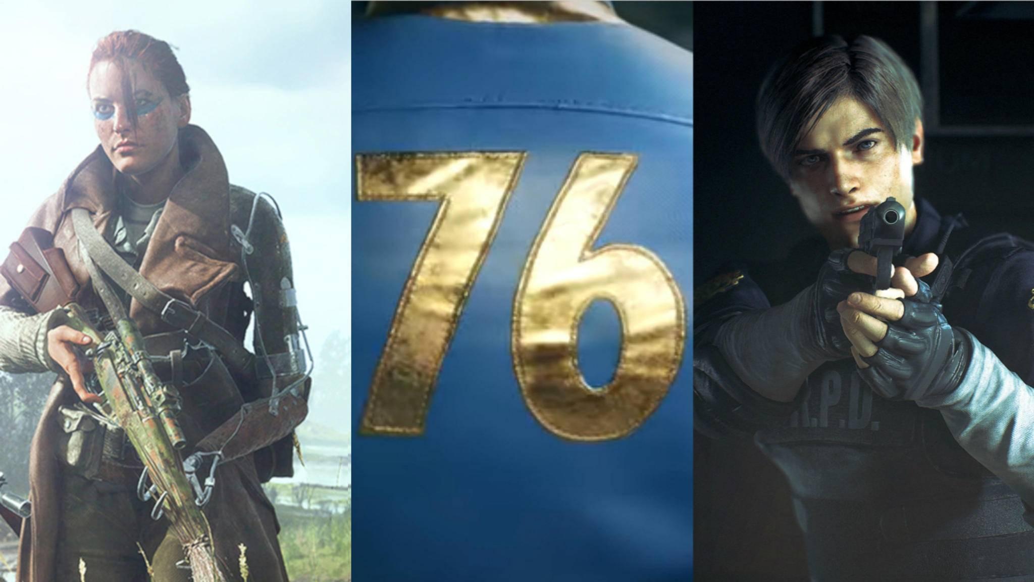 Release-Liste: So lange musst Du noch auf Deine E3-Highlights warten.