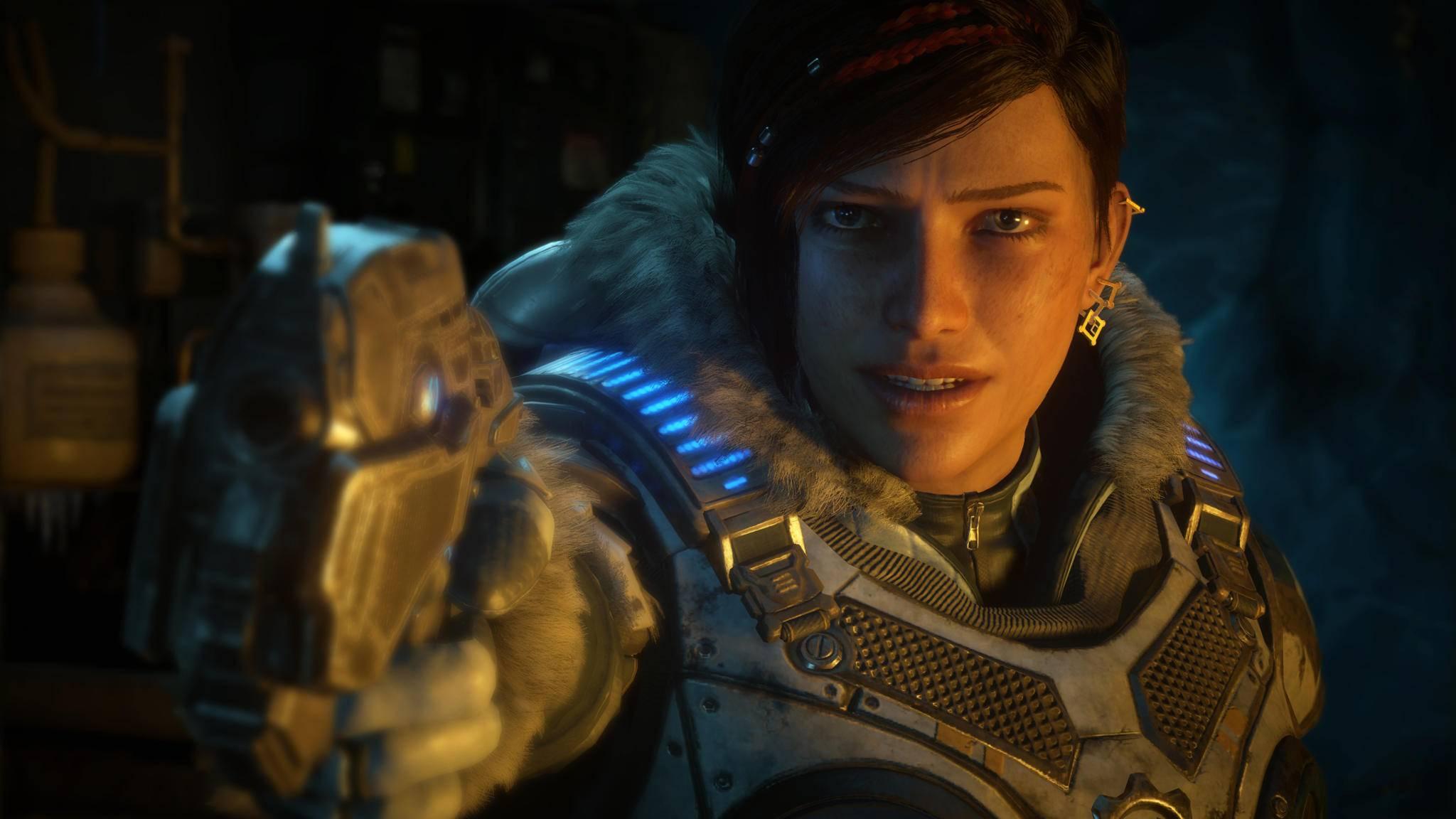 """""""Gears 5"""" wird auf der Xbox One auch mit Maus und Tastatur spielbar sein."""
