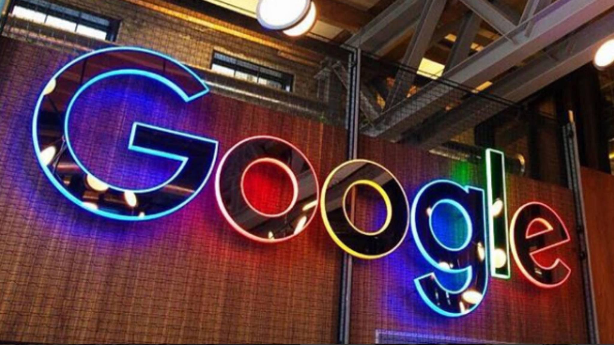 Google feiert seinen 20. Geburtstag.