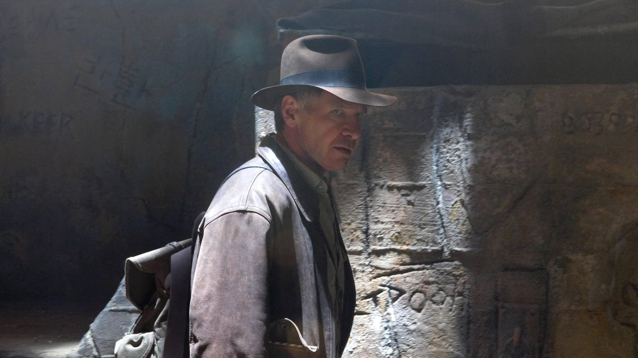 Es wird noch eine Weile dauern, bis Professor Jones zu seiner neuen Mission aufbricht.