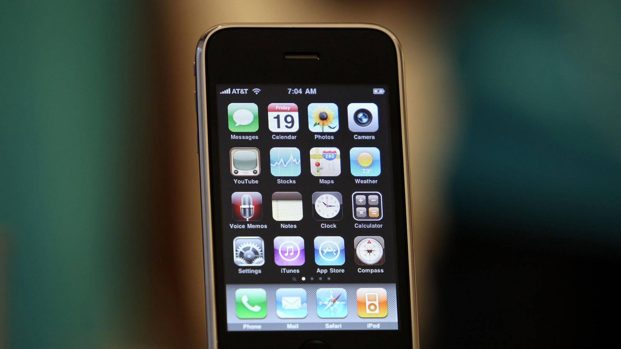 Das iPhone 3GS feiert ein überraschendes Comeback.