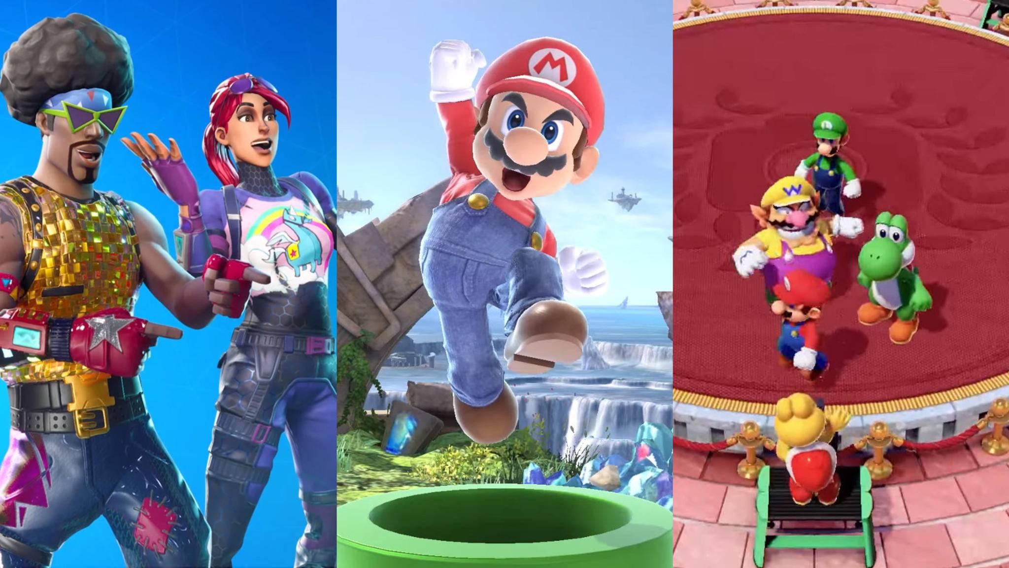 e3 2018 nintendo direct die wichtigsten neuen games trailer. Black Bedroom Furniture Sets. Home Design Ideas