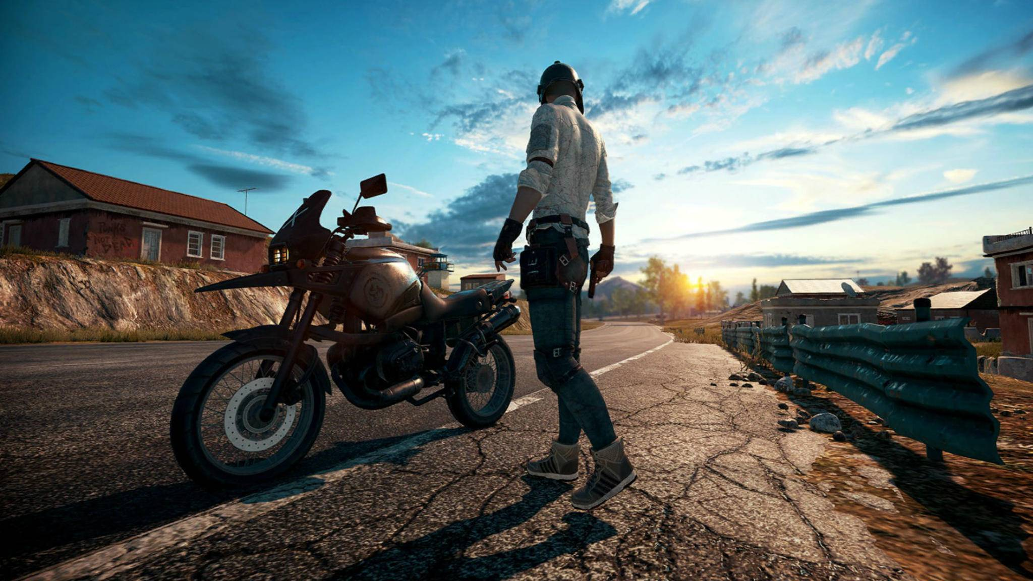 """Playerunknown's Battlegrounds"" brachte das Battle-Royale-Phänomen ins Rollen."