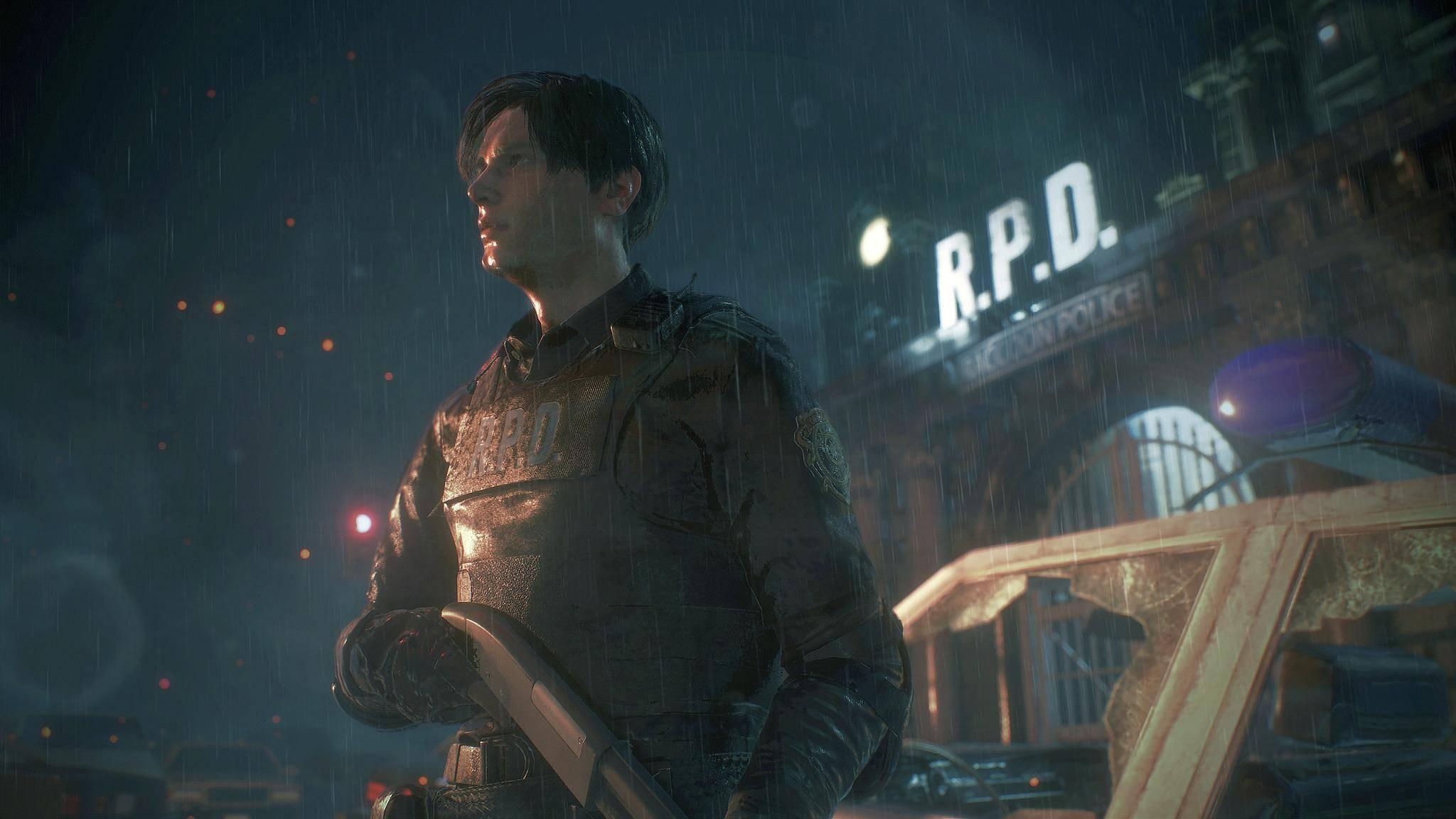 "Screenshot ""Resident Evil 2 Remake"""