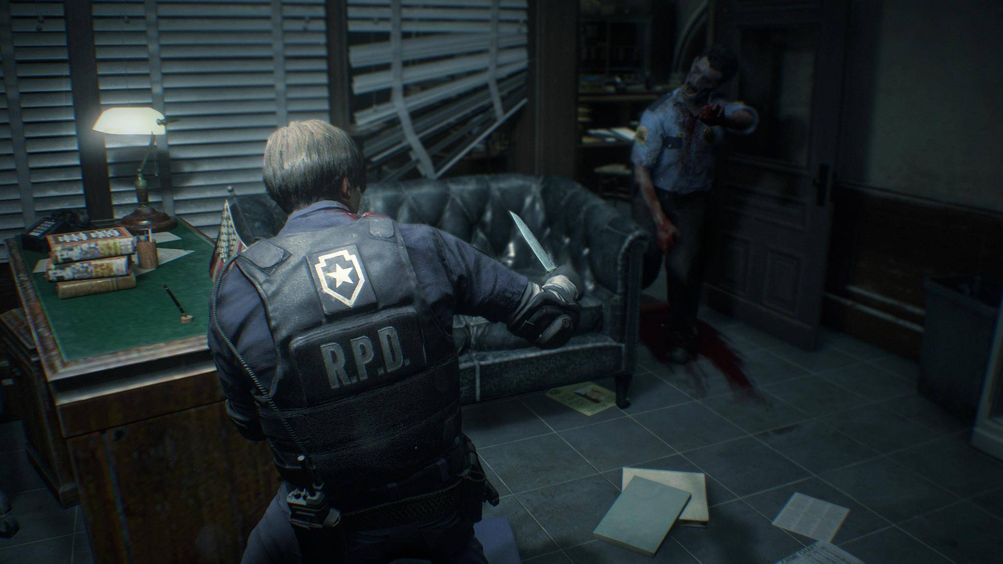 "Screenshot ""Resident Evil 2 Remake"""