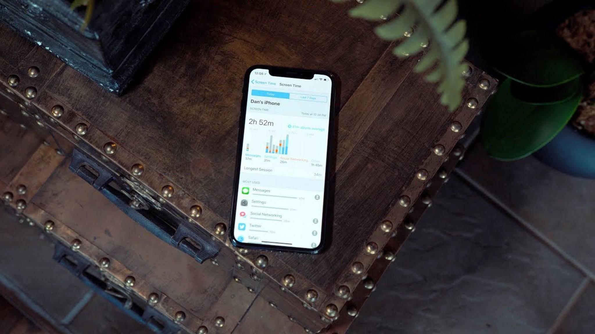 Apps mit Screen-Time-Funktionalität verstoßen angeblich oftmals gegen Apples Richtlinien.