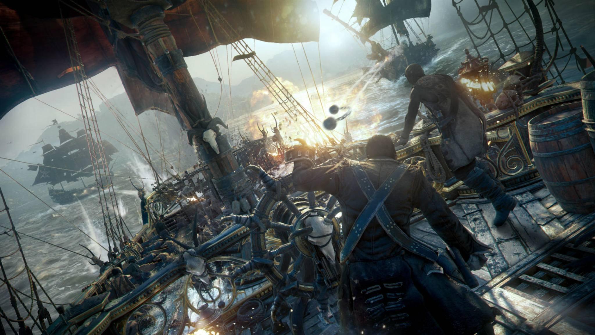 """""""Skull & Bones"""" hat kaum etwas mit """"Assassin's Creed: Black Flag"""" gemeinsam."""