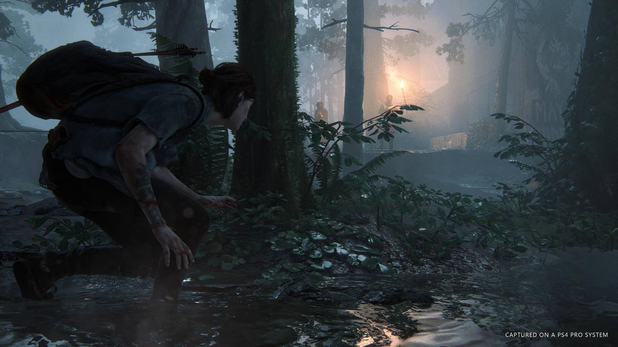 """""""The Last of Us Part 2"""" geht in die heiße Phase."""