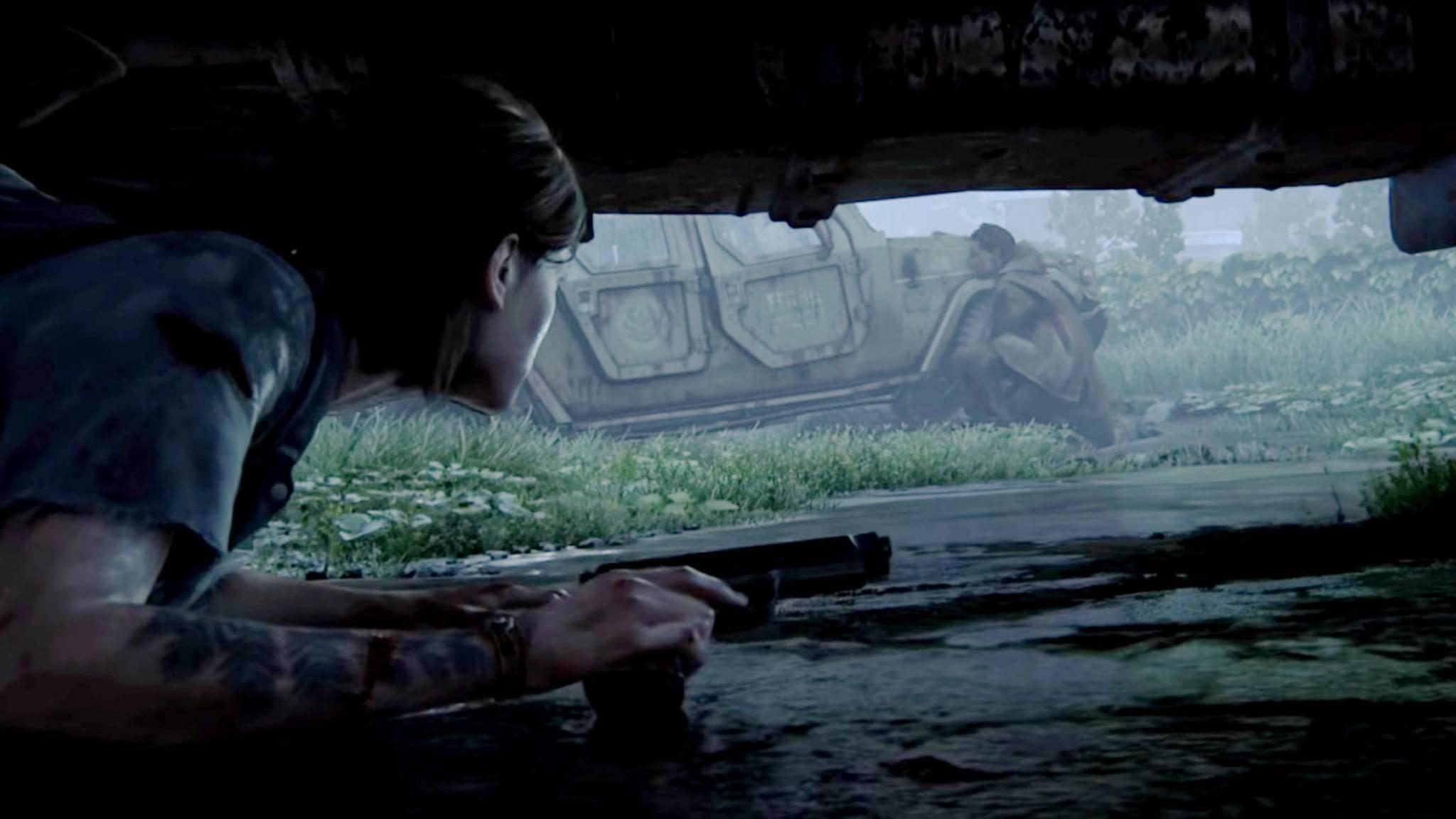 """Die Gegner in """"The Last of Us Part 2"""" werden schwerer zu überlisten sein."""