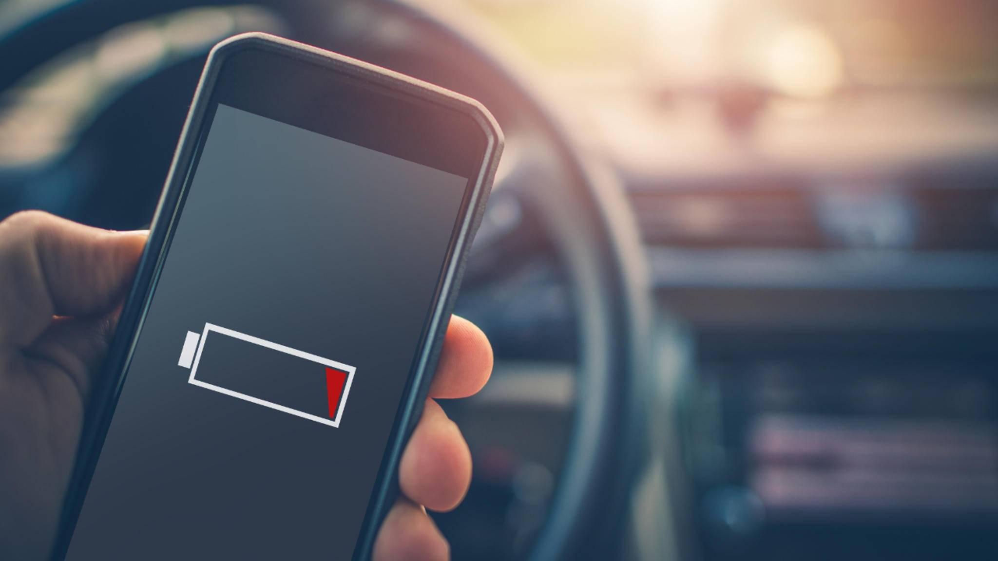 Beim Aufladen des Smartphones werden immer noch viele Fehler gemacht.