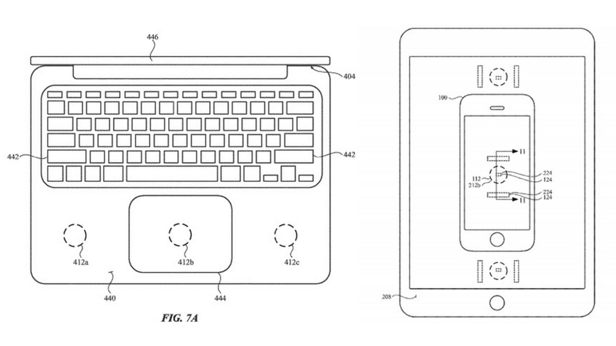 Apple arbeitet an einem neuen Ladekonzept.