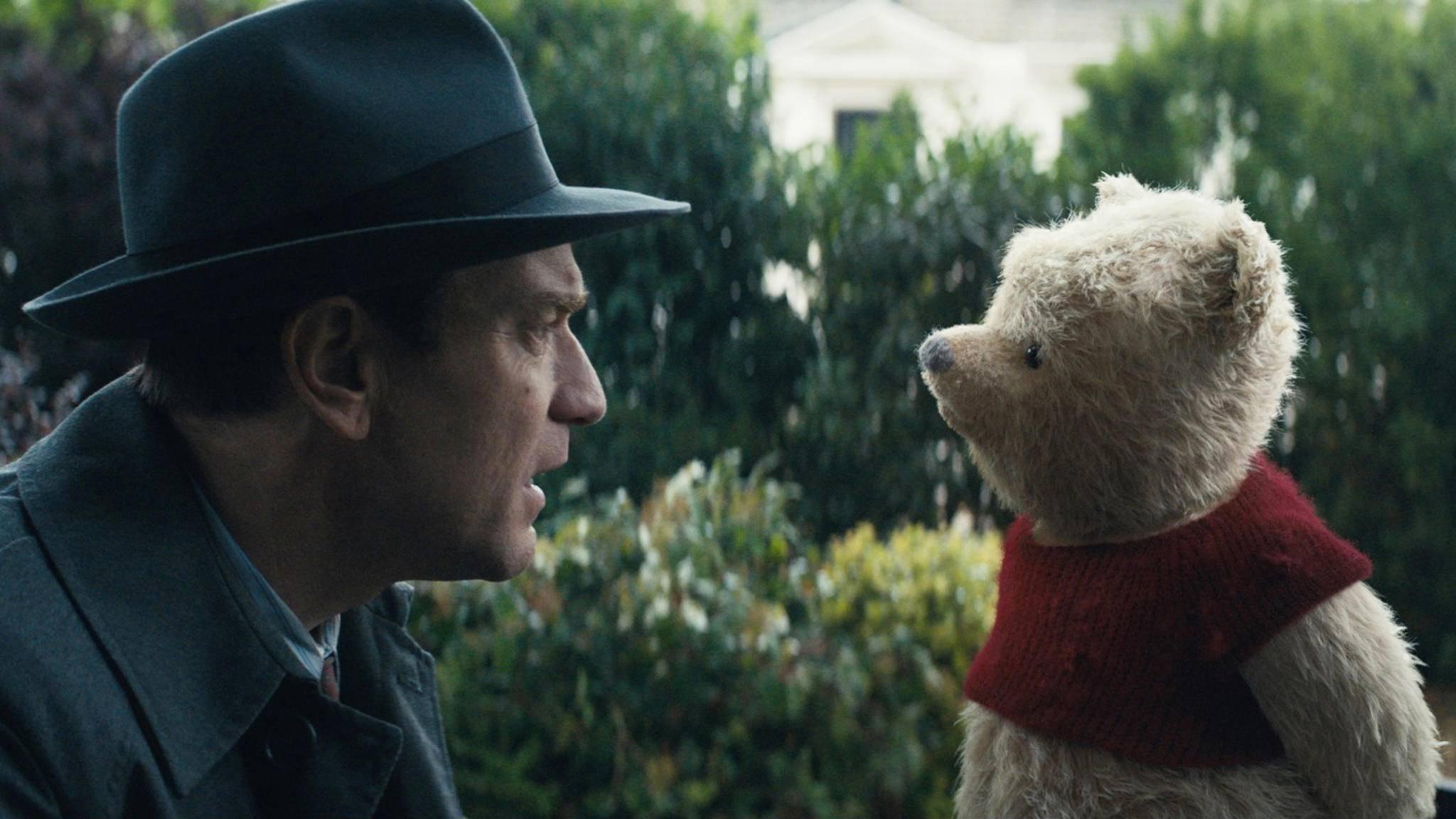 """""""Christopher Robin"""" ist nur einer der Kinostarts, auf den wir uns in den nächsten Jahren freuen können."""