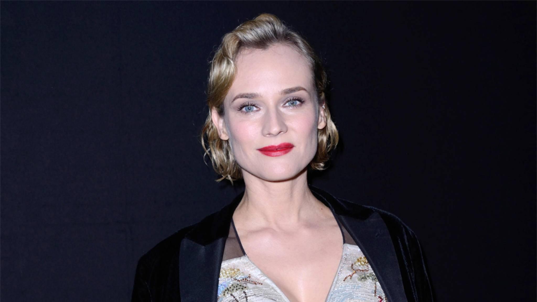Diane Kruger ist vor allem in amerikanischen und französischen Produktionen zu sehen.