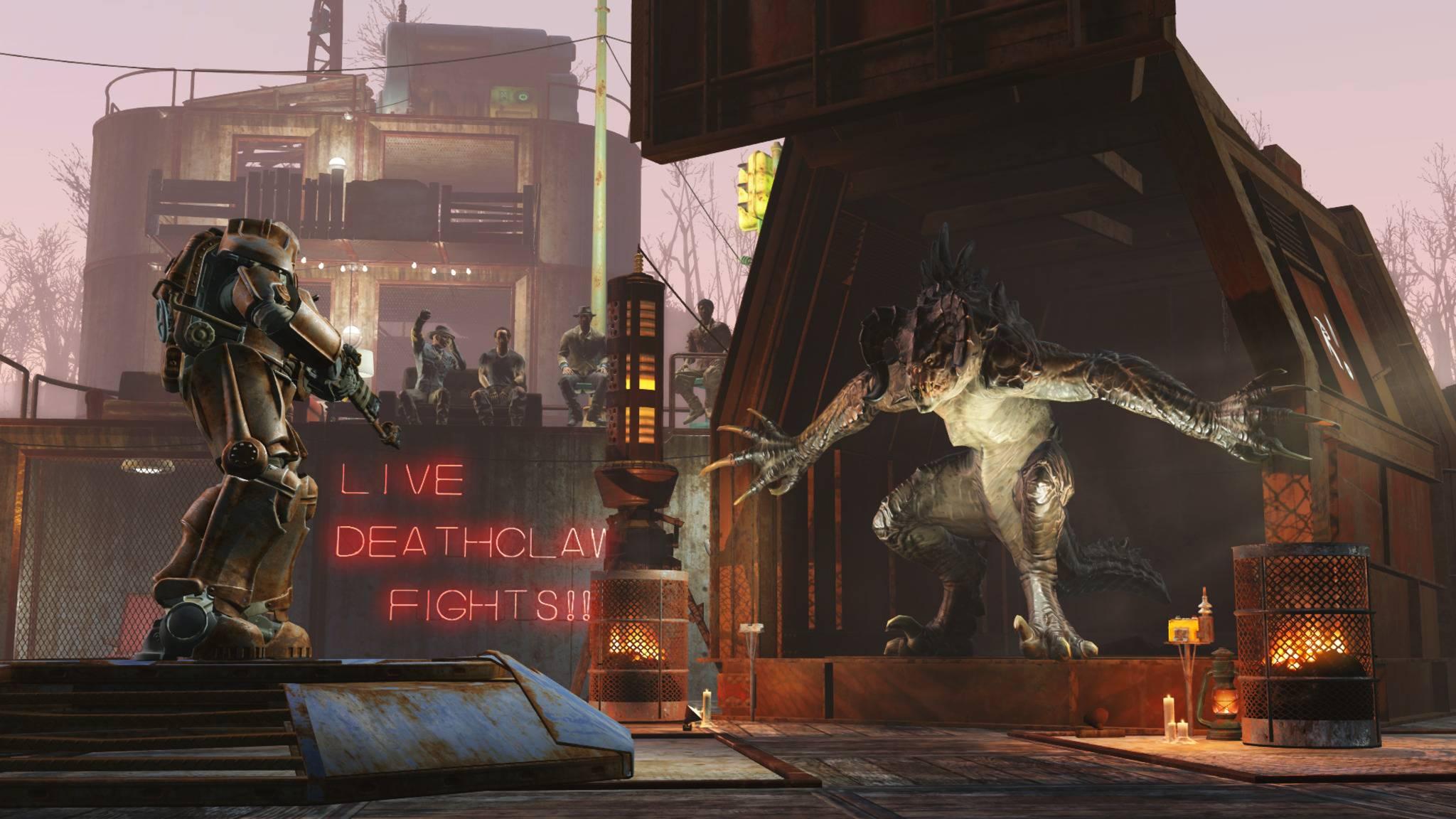 """""""Fallout 4"""" wird nicht für Nintendo Switch kommen – aber vielleicht """"Fallout 3""""?"""