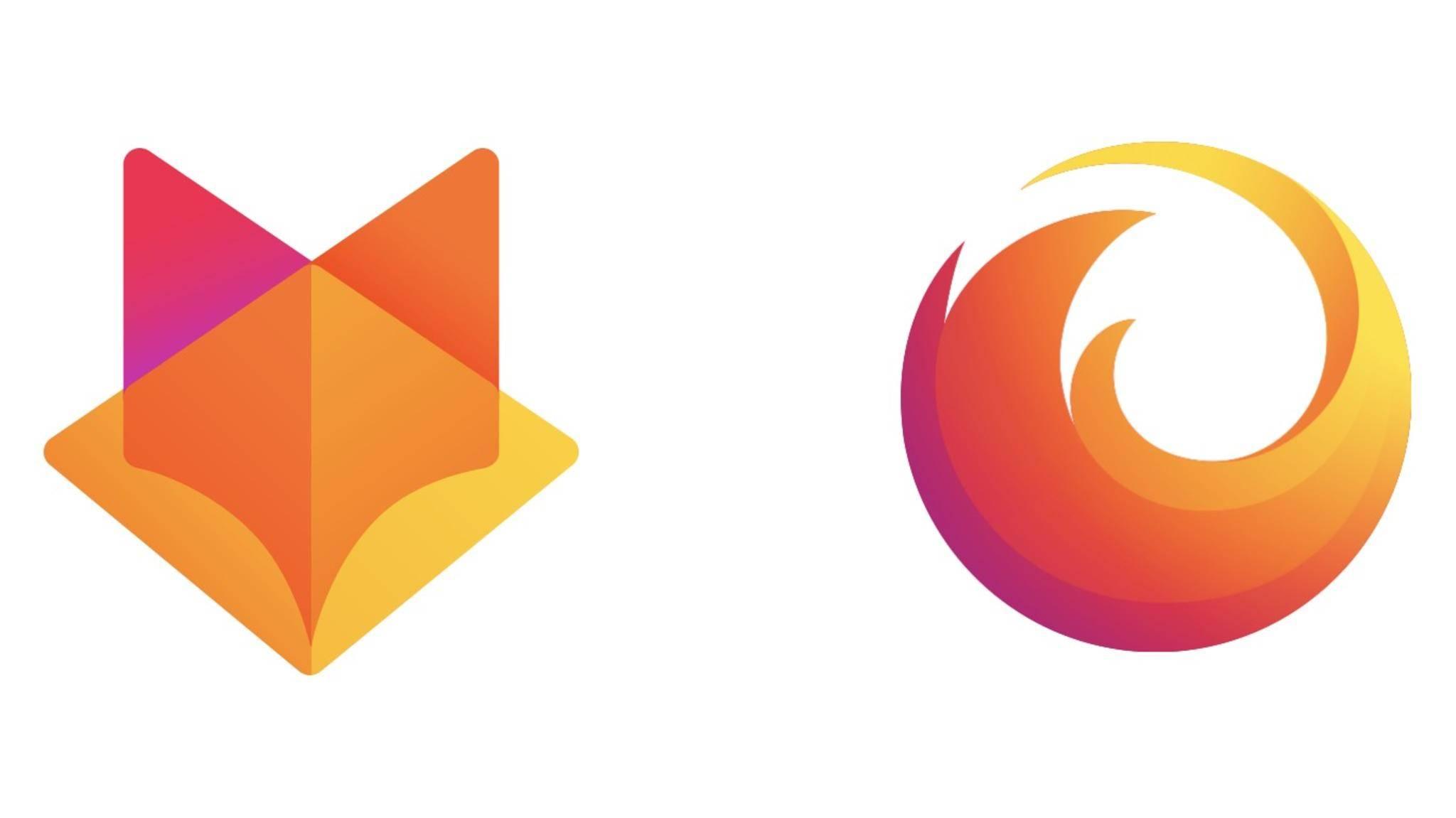 Eine dieser Vorlagen wird das neue Firefox-Logo inspirieren.