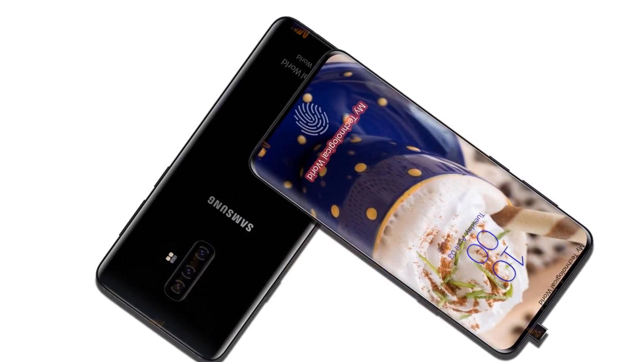 Das Galaxy S10 soll wieder ein echtes Kamera-Monster werden.