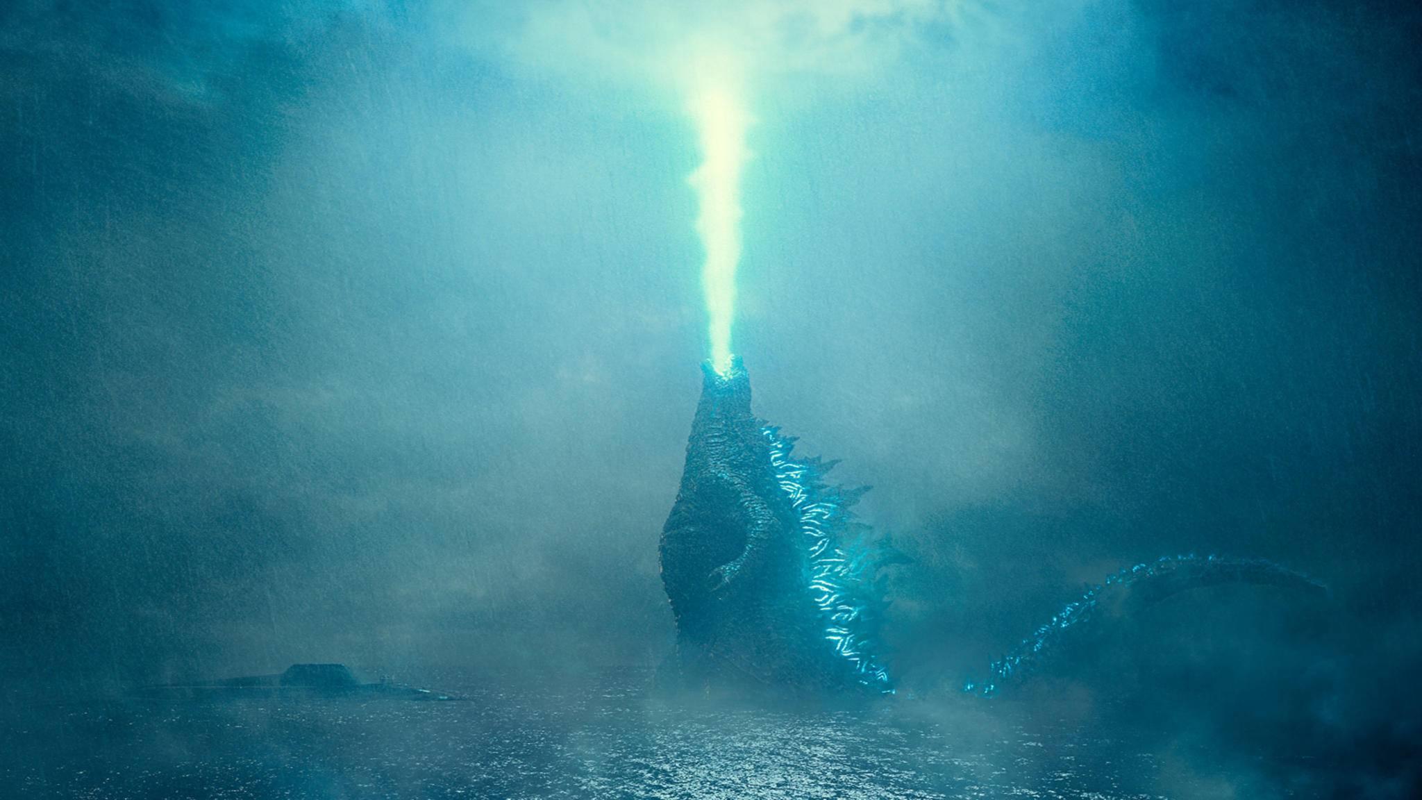 """Da kann man schon mal 'nen Hals kriegen: """"Godzilla vs. Kong"""" lässt noch länger auf sich warten."""