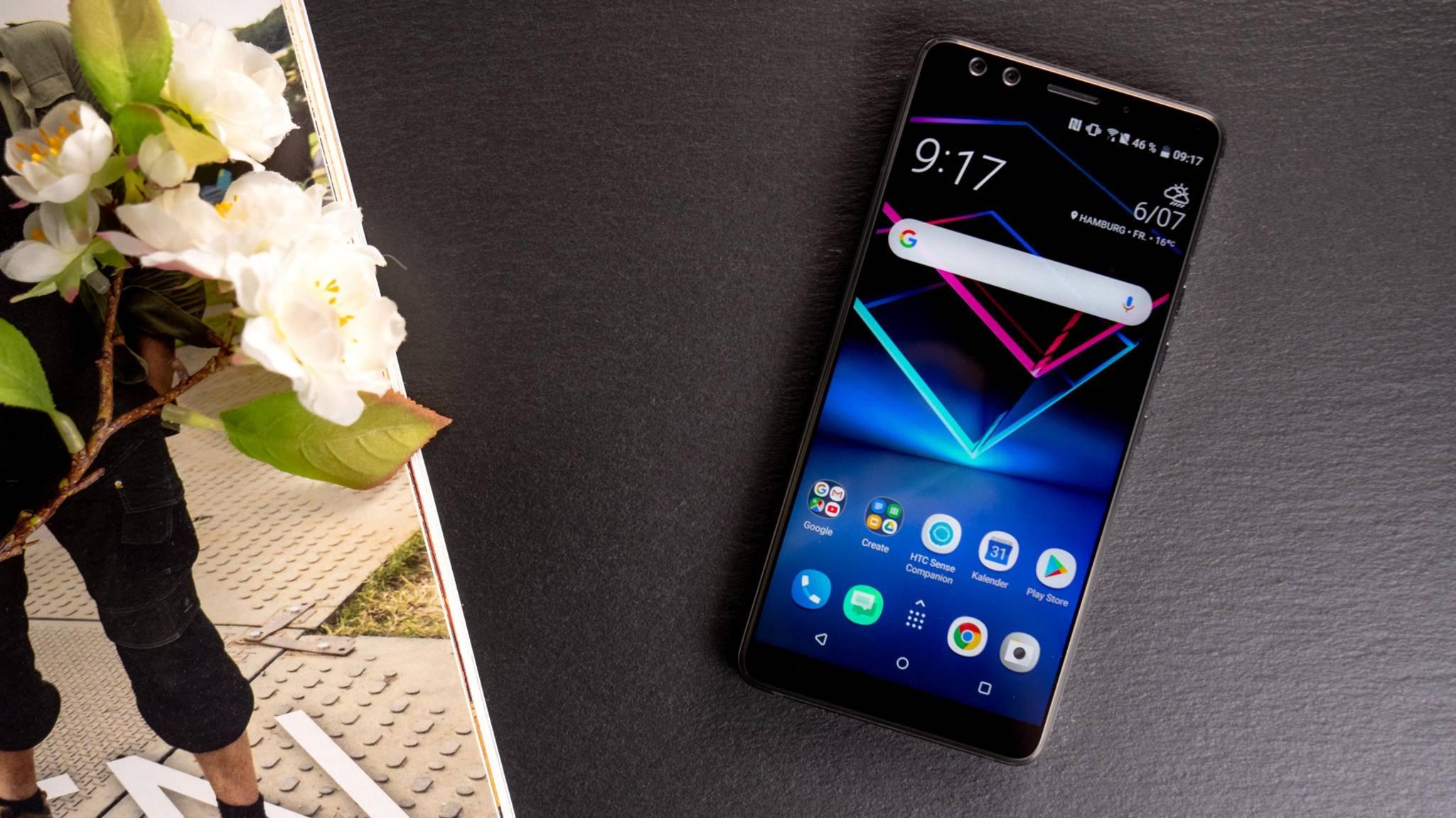 Das HTC U12 Plus (Foto) soll einen Life-Ableger bekommen – der vielleicht gar nicht von HTC gebaut wird.