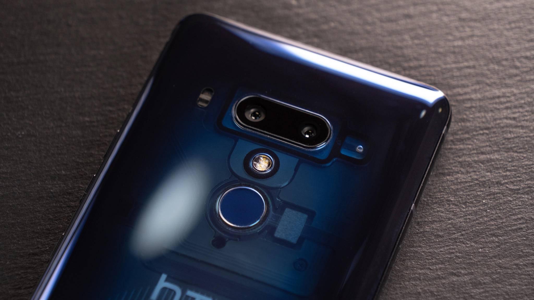 Das HTC Exodus soll auch eine transparente Rückseite à la HTC U12 Plus bekommen.