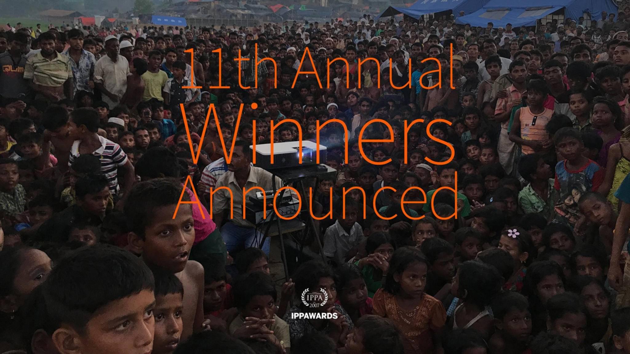Das diesjährige Gewinnerfoto wurde mit einem iPhone 7 geschossen.