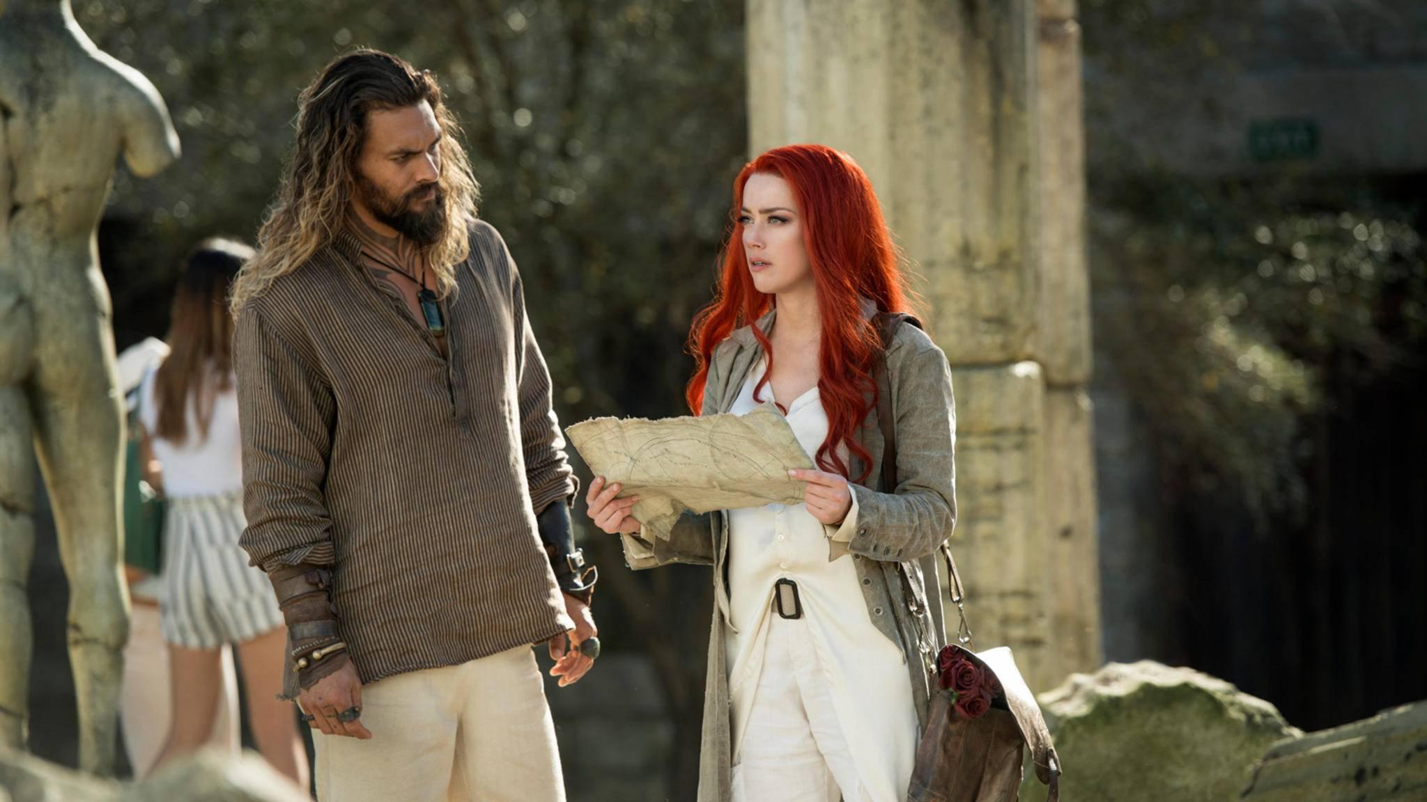 """Aquaman 2""? Jason Momoa präsentiert bereits fleißig seine Sequel-Pläne."
