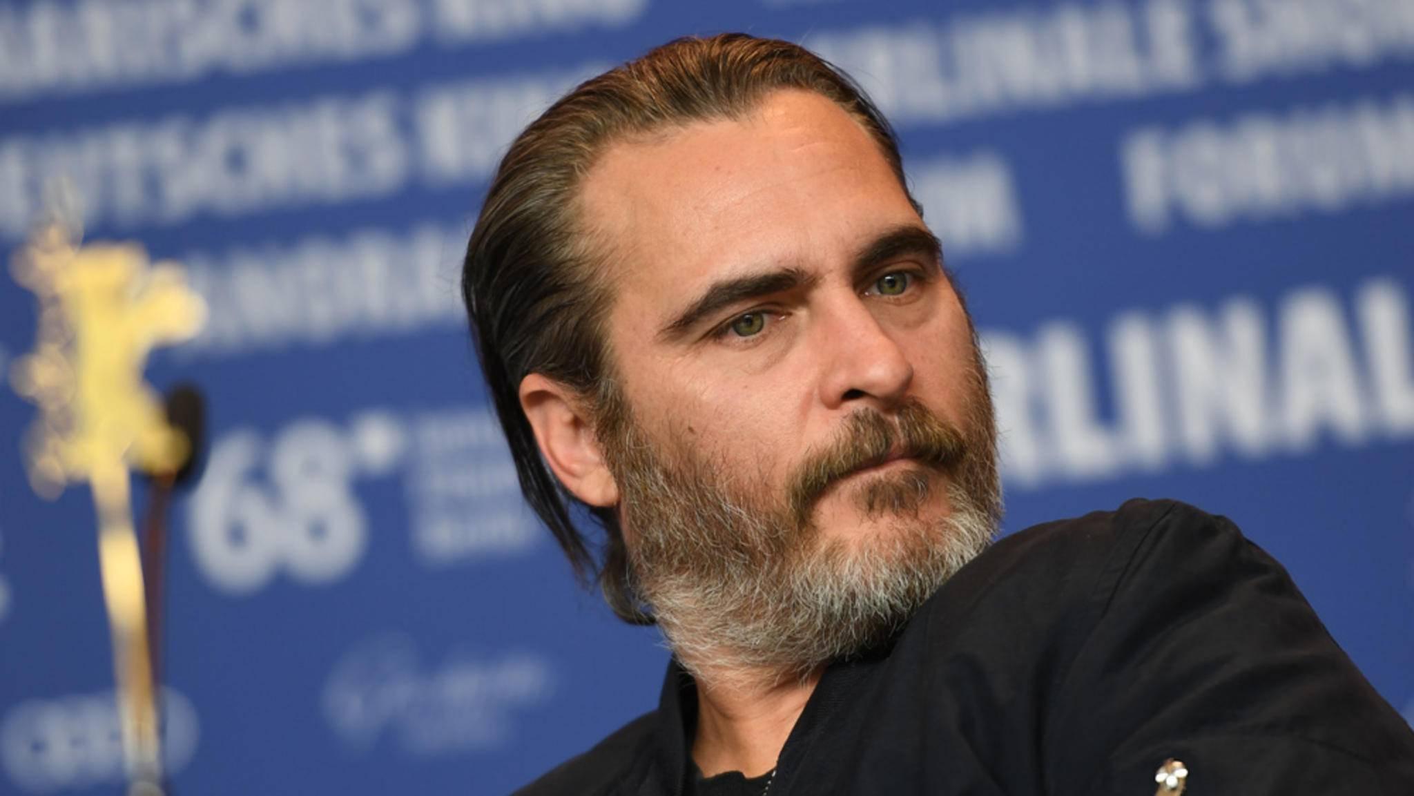 """Ach echt? Tatsächlich, der """"Joker""""-Film mit Joaquin Phoenix kommt schon im Oktober 2019."""