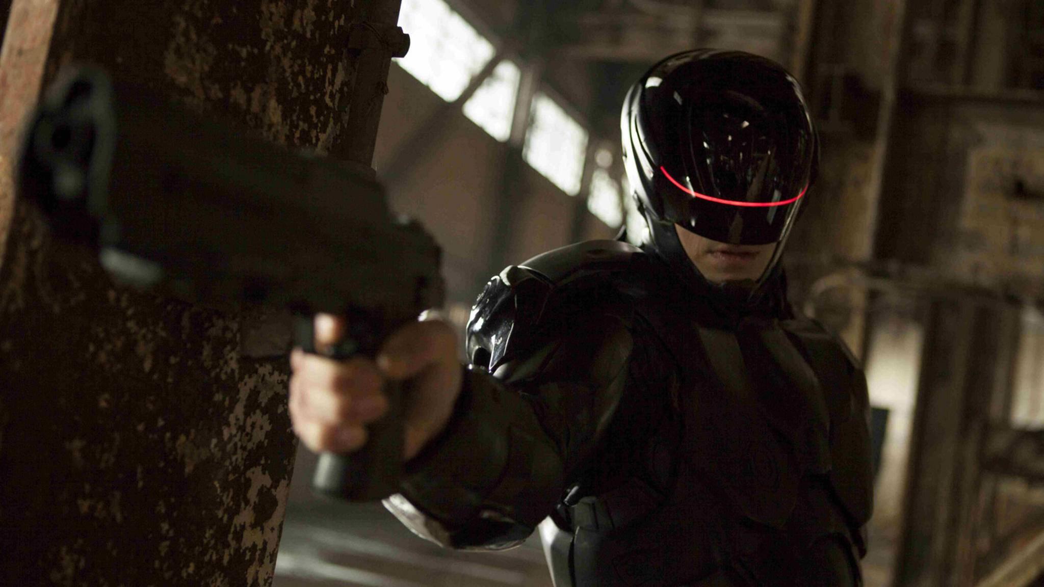 """""""RoboCop"""" ist einfach nicht tot zu kriegen ..."""