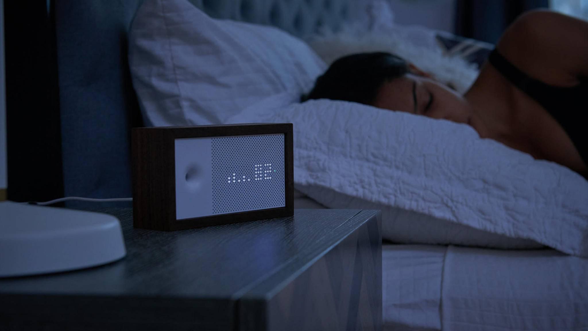 Eine durch Awair verbesserte Luftqualität soll Nutzer unter anderem zu einem besseren Schlaf verhelfen.