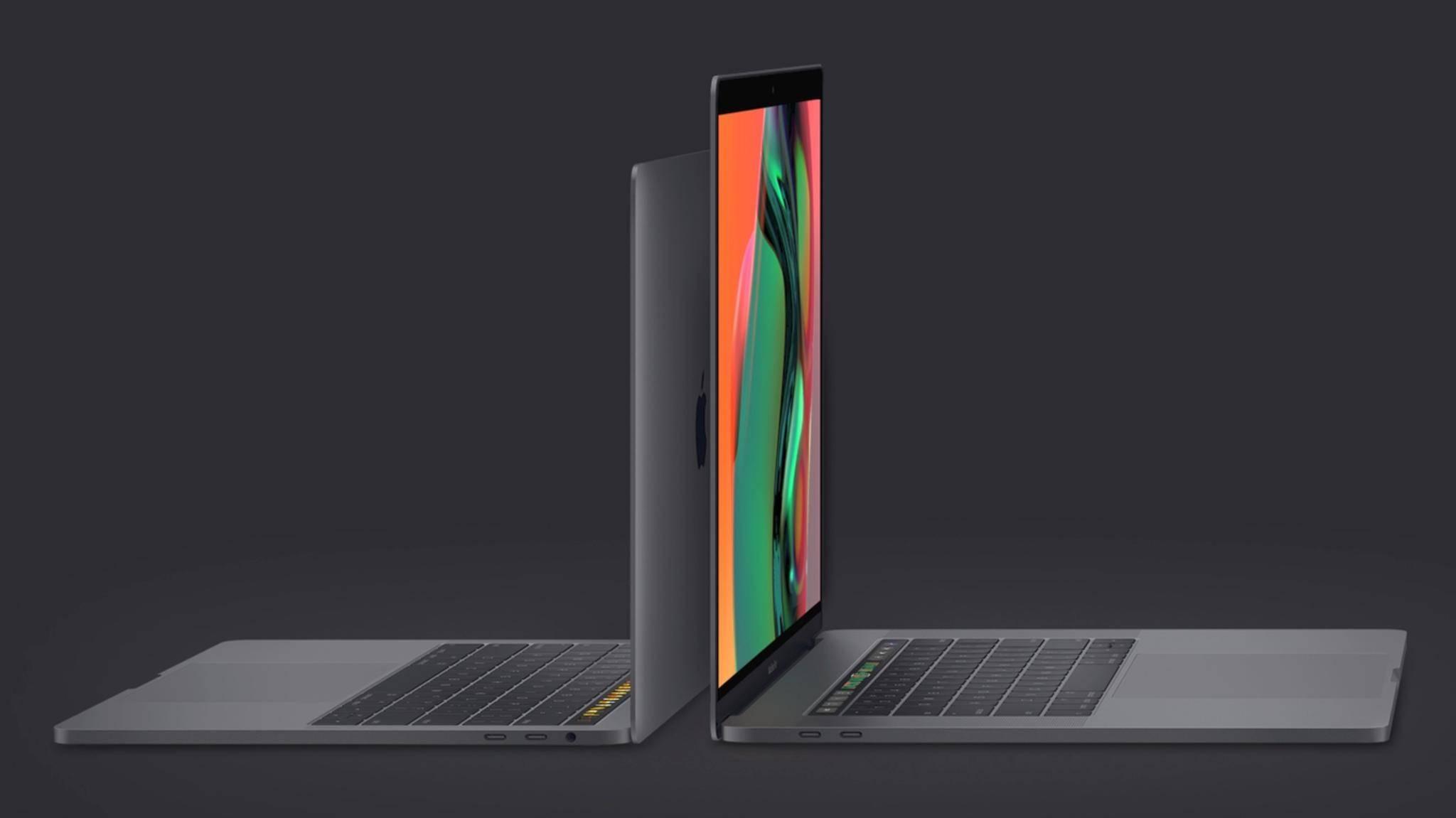 Bei den neuen MacBook-Pro-Modellen steigt vor allem die Prozessorleistung.