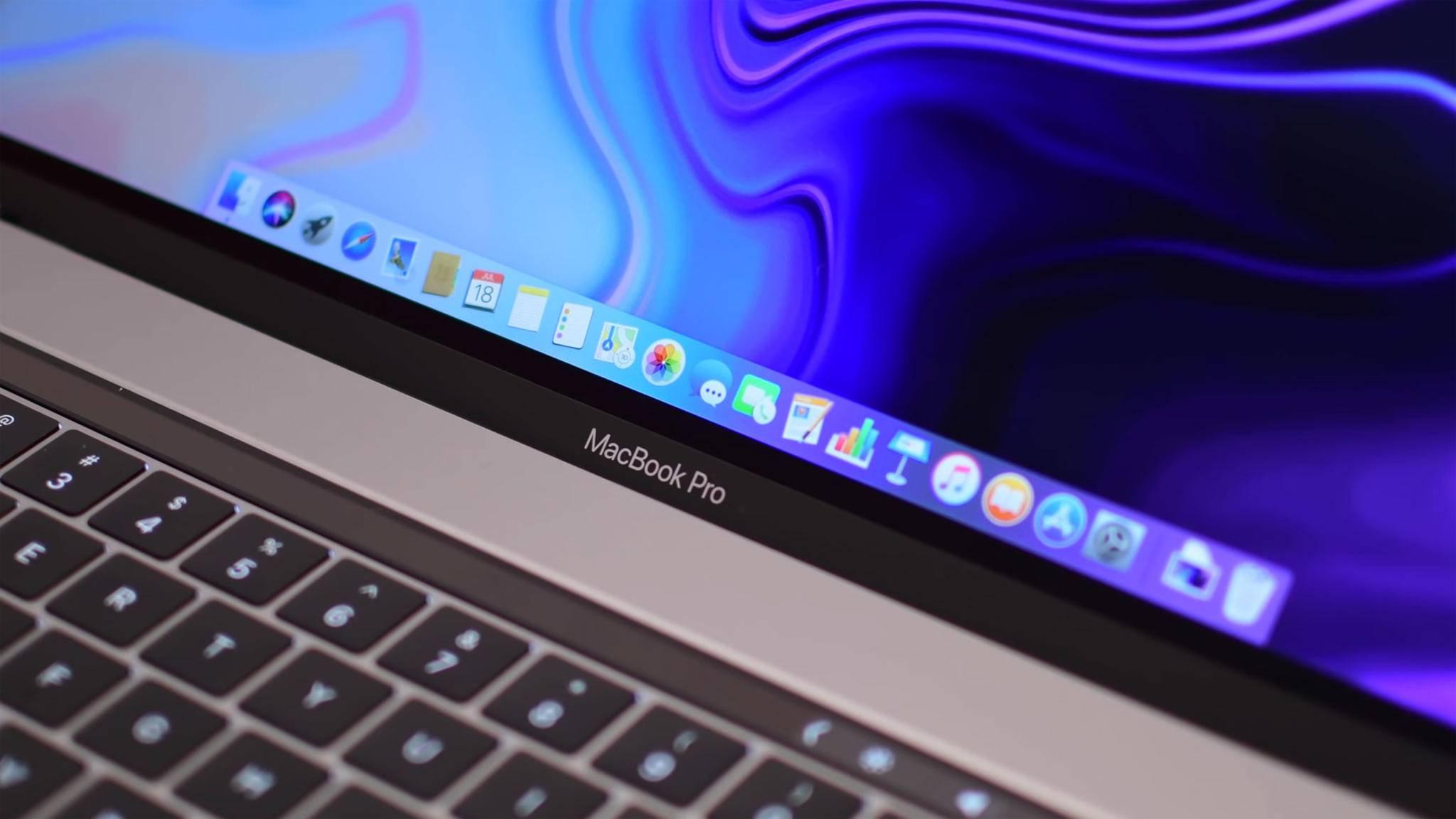 Das MacBook Pro sollte nach einem Software-Update wieder besser laufen.
