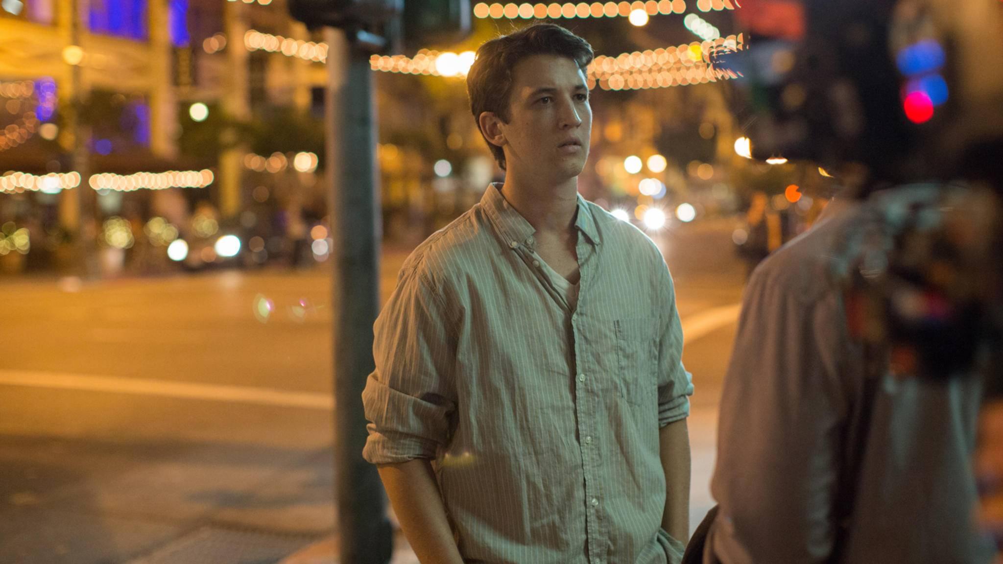 """Für seine Rolle in """"Whiplash"""" war Miles Teller 2015 für einen BAFTA Award nominiert."""