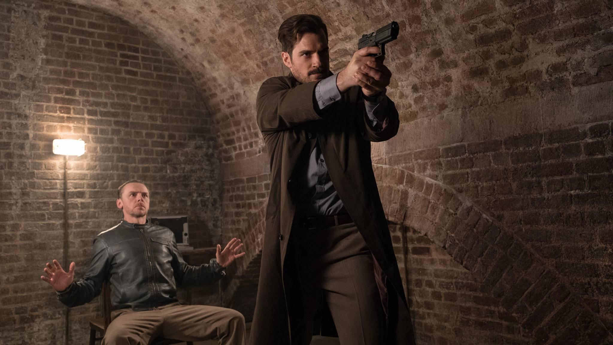 Ob wir Henry Cavill wohl als Nächstes als James Bond bewundern dürfen?
