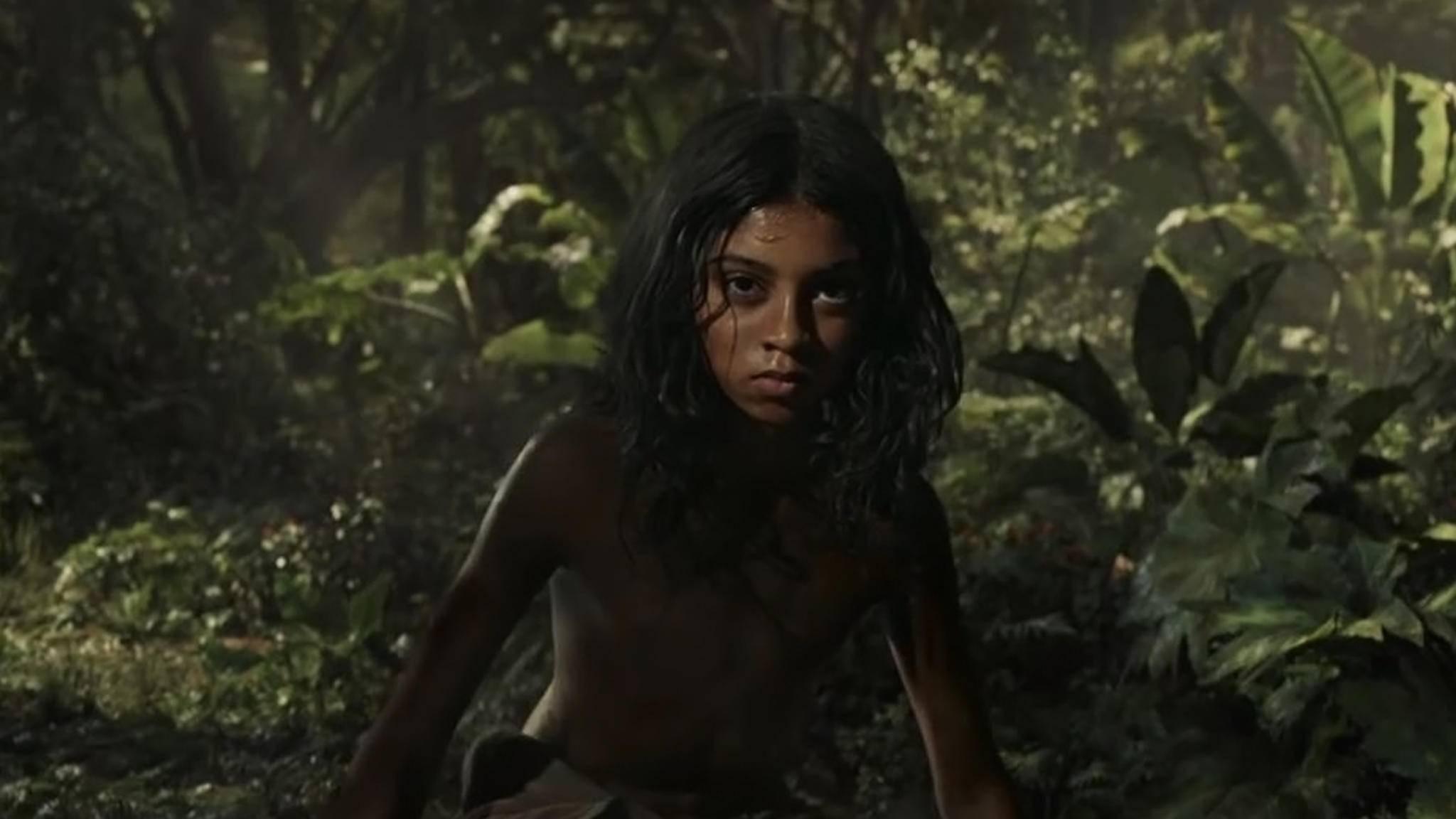 Mowgli wird sich direkt auf Netflix durchschlagen.